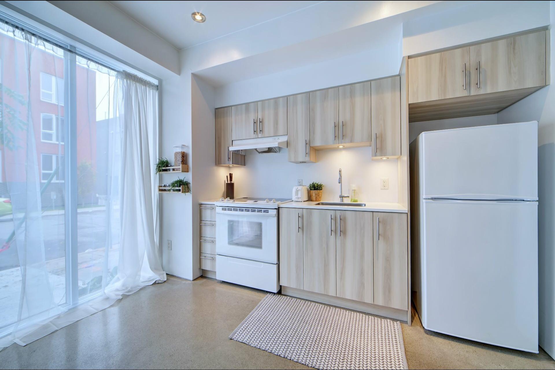 image 6 - Loft À vendre Montréal Ville-Marie  - 1 pièce