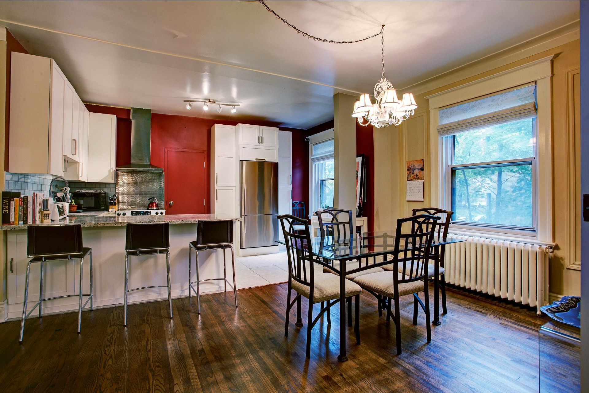 image 8 - Apartment For sale Westmount - 3 rooms