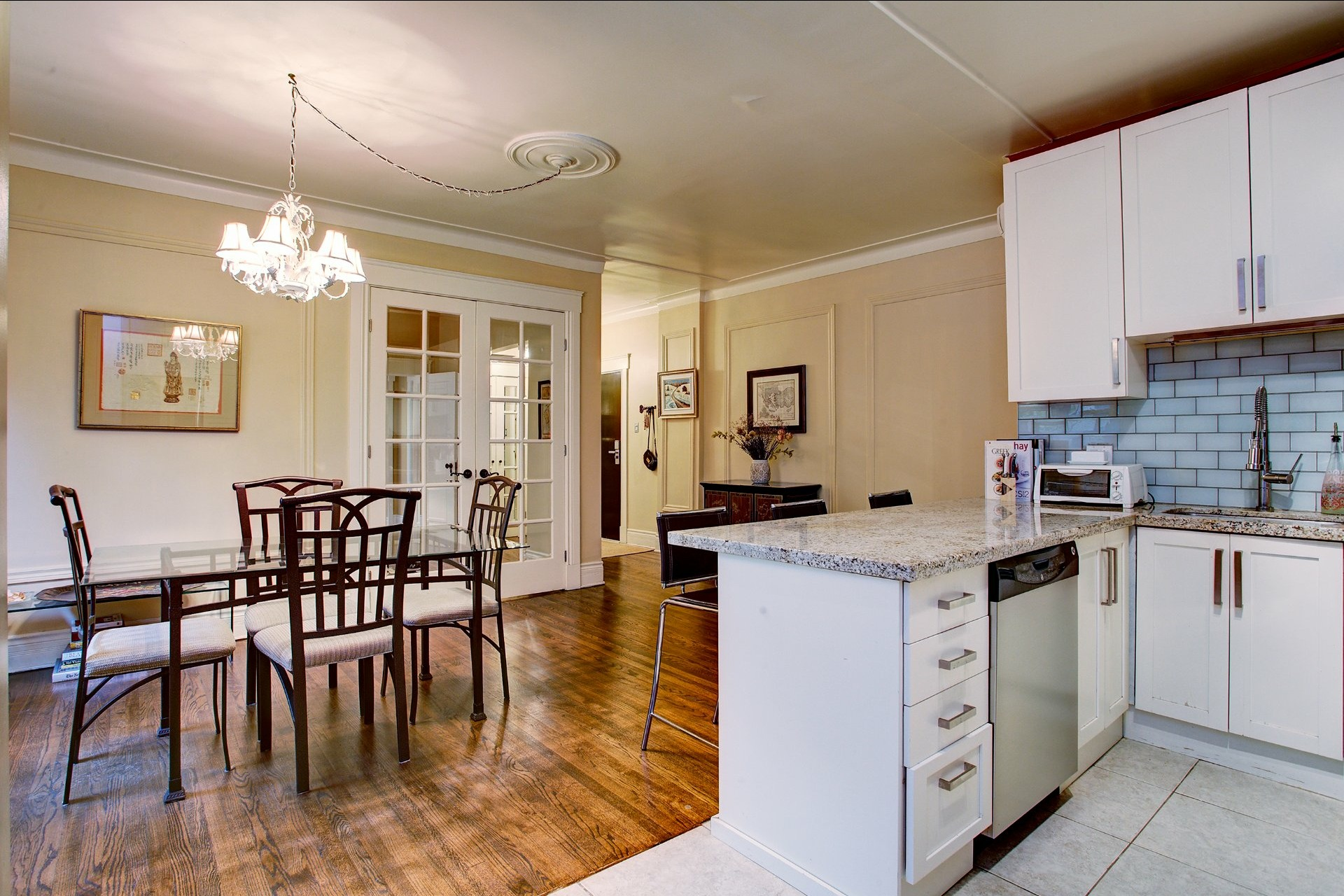 image 9 - Apartment For sale Westmount - 3 rooms