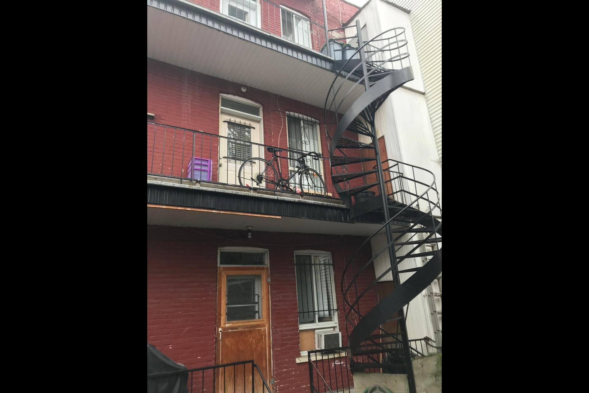 image 11 - Quintuplex À vendre Montréal Mercier/Hochelaga-Maisonneuve  - 4 pièces