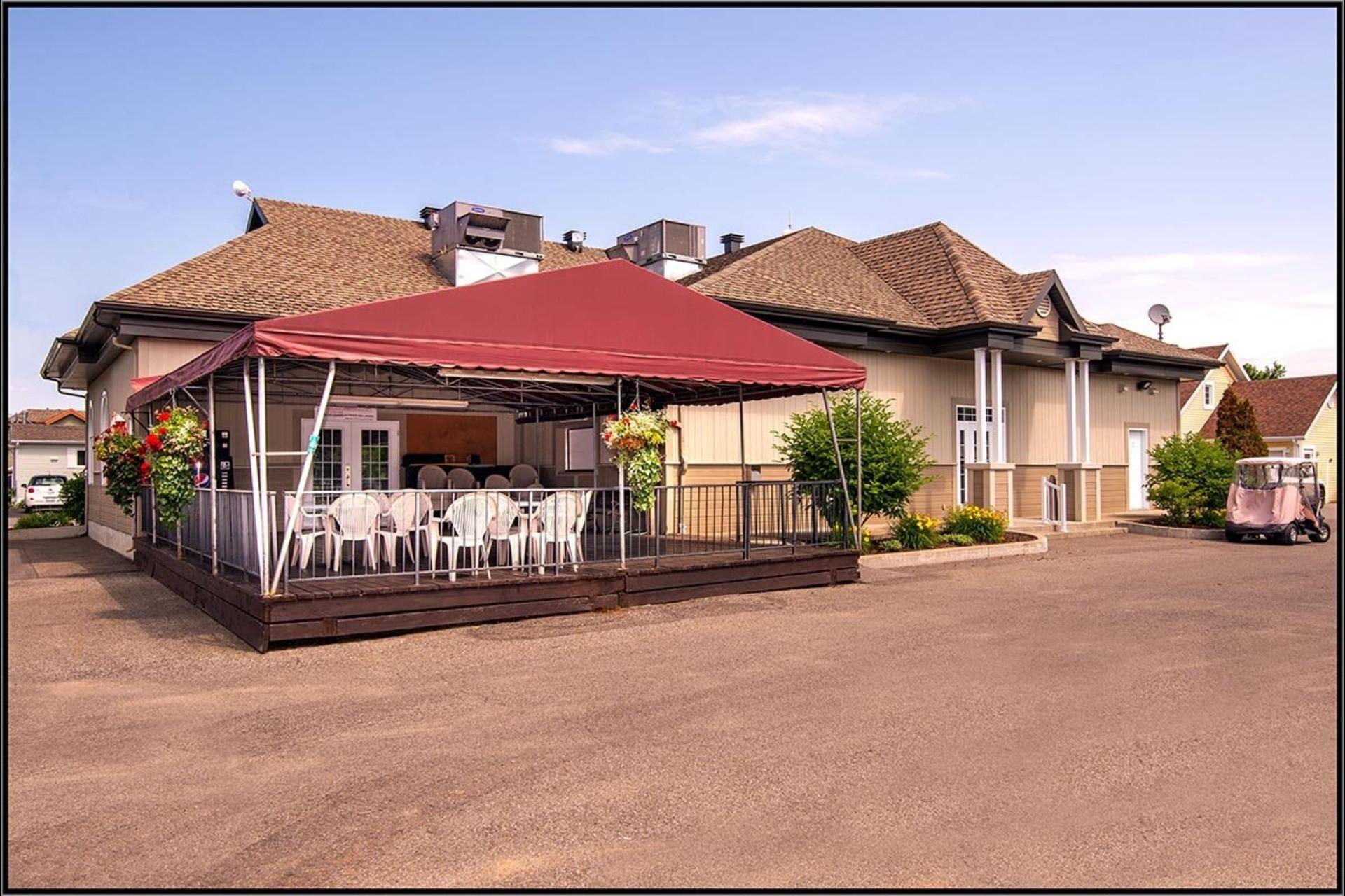 image 13 - Maison À vendre Fossambault-sur-le-Lac - 5 pièces