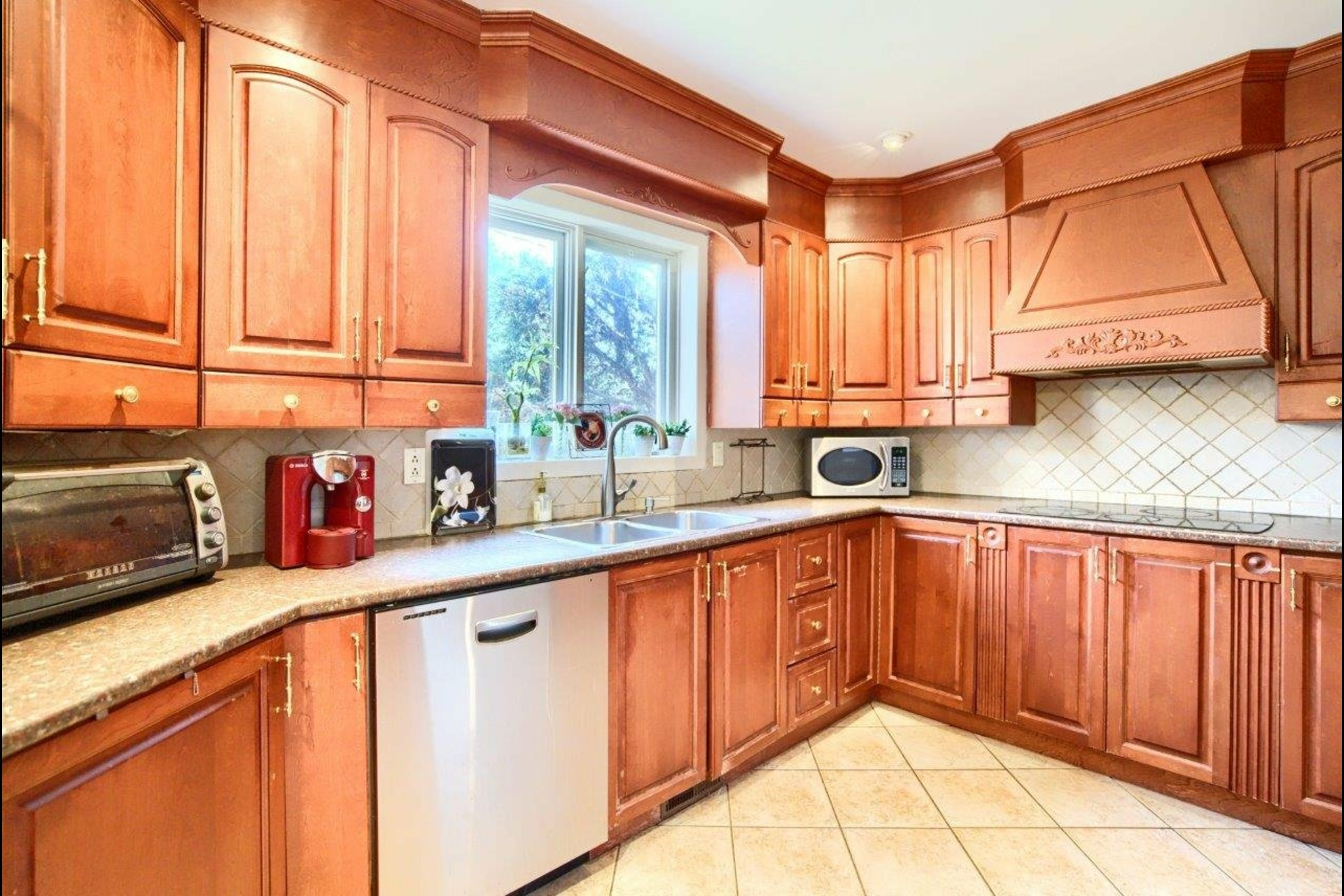 image 7 - House For sale Brossard - 12 rooms