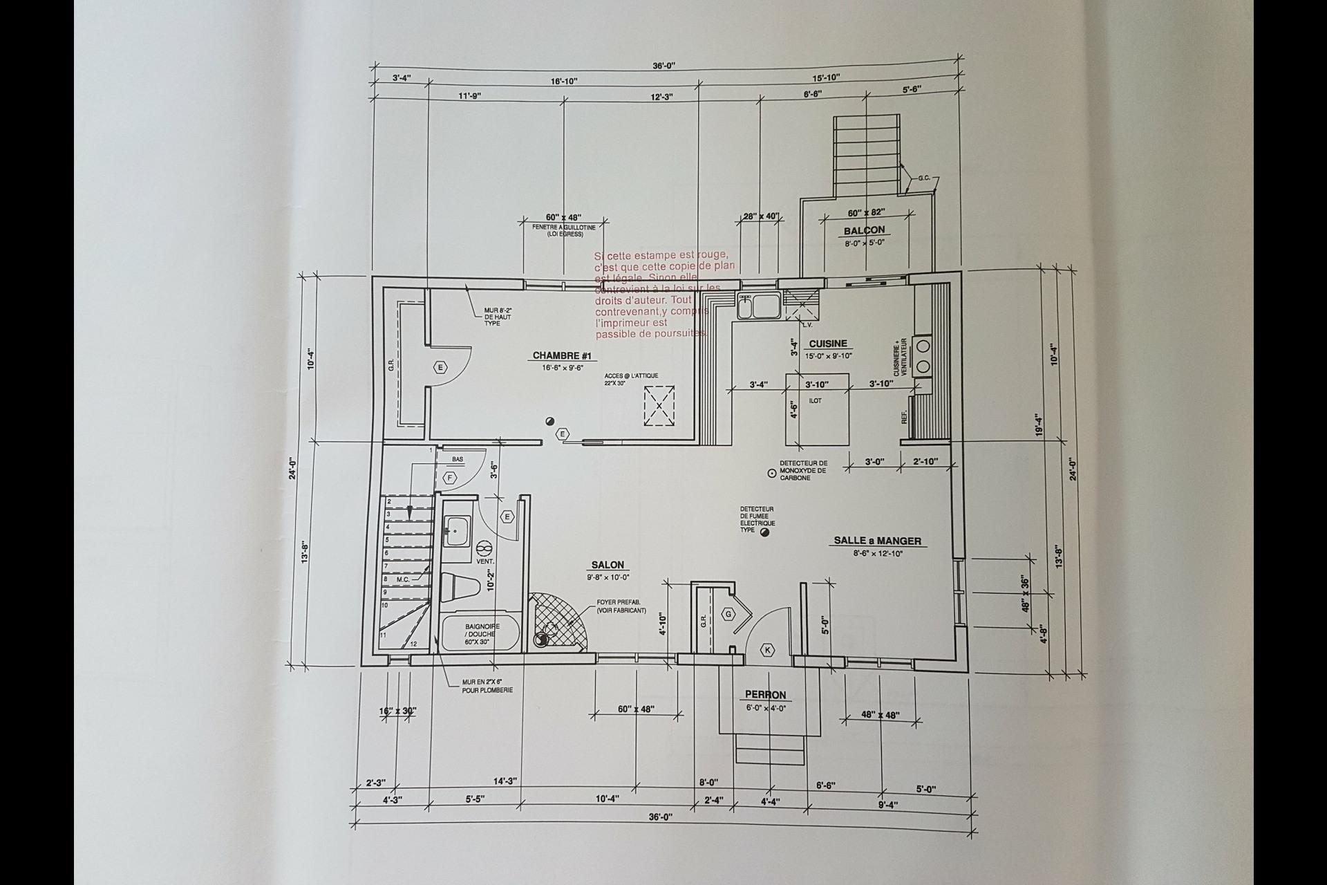 image 6 - Maison À vendre Lac-Supérieur - 9 pièces