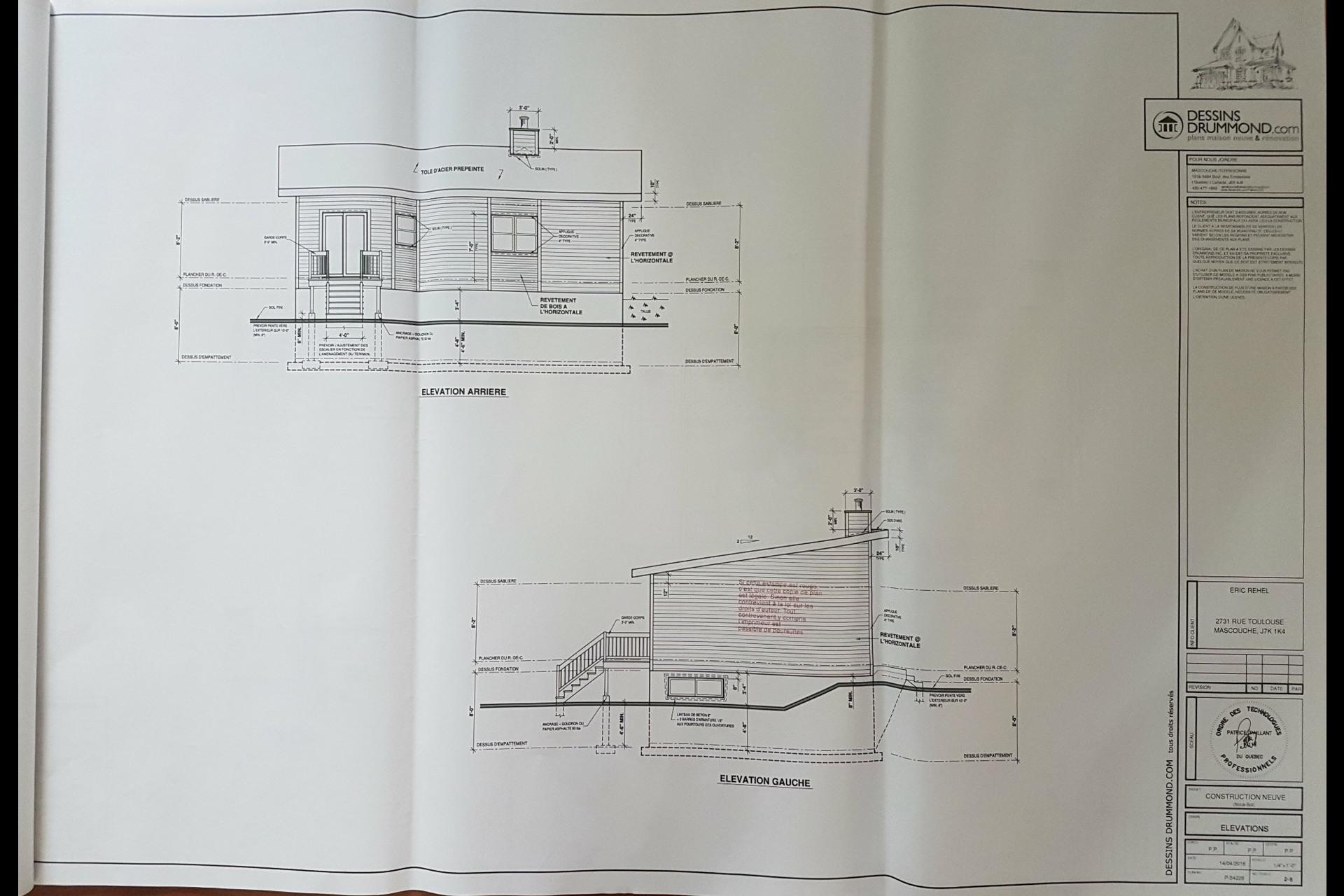 image 3 - Maison À vendre Lac-Supérieur - 9 pièces