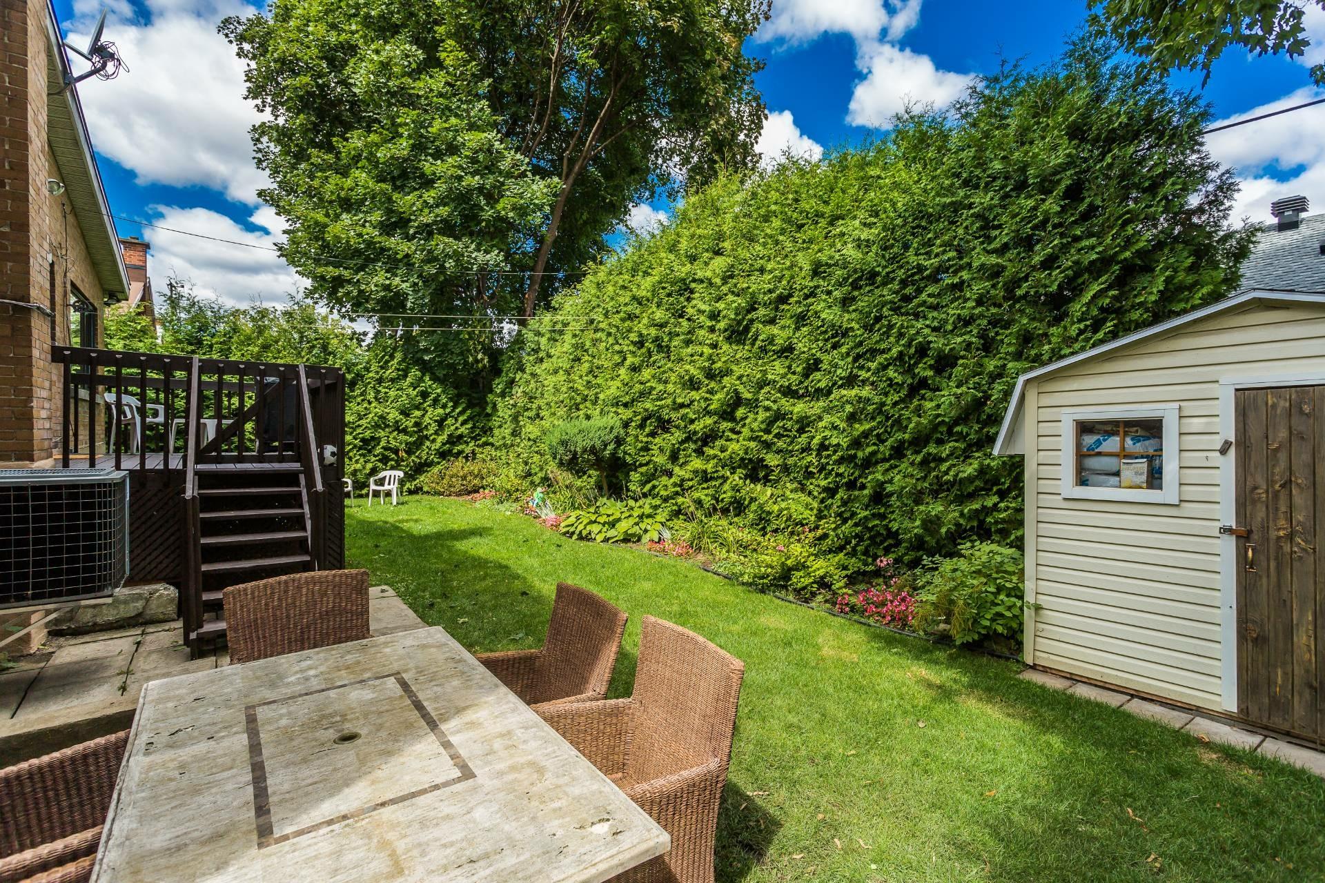 image 22 - House For sale Montréal-Ouest - 16 rooms