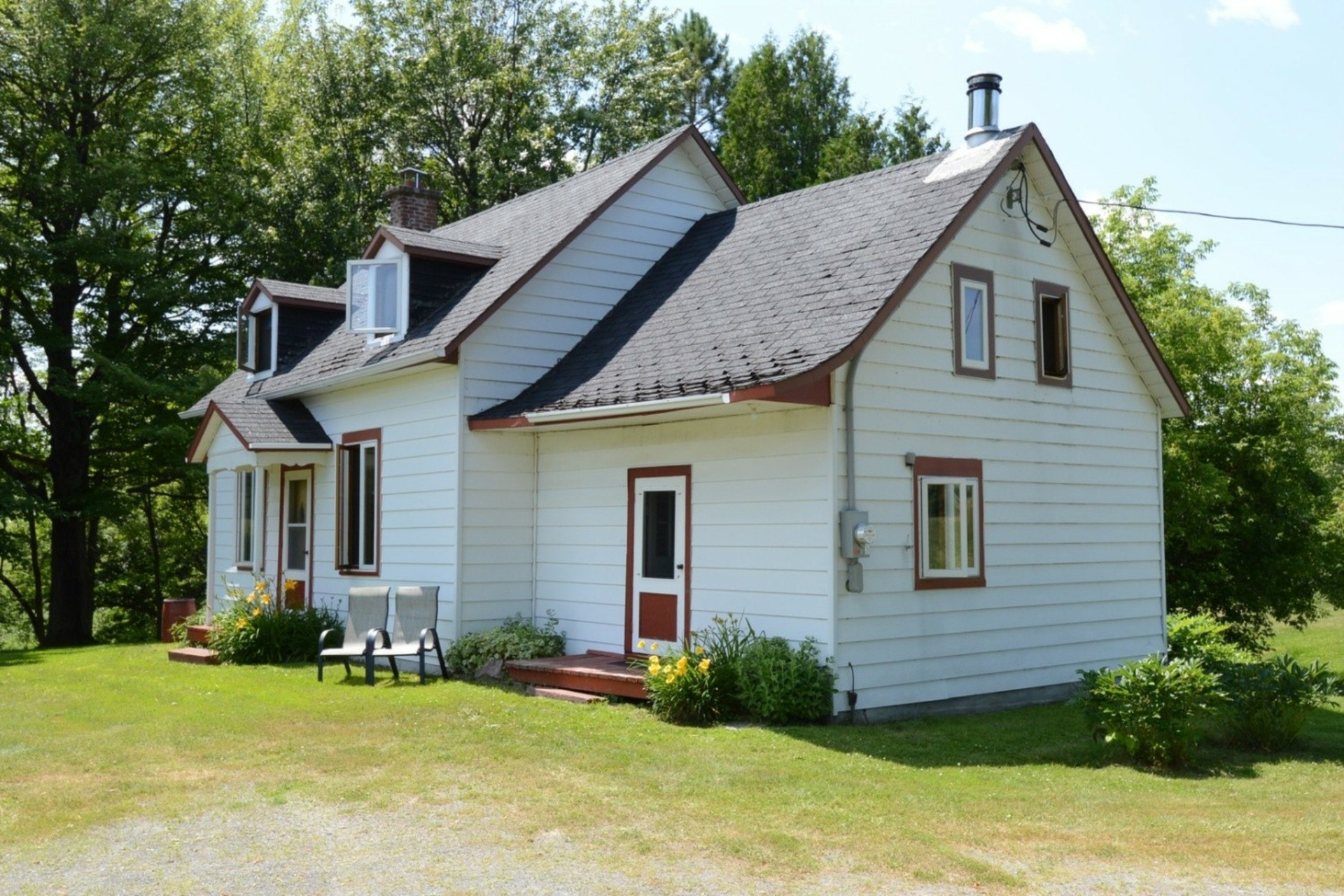 image 3 - Farmhouse For sale Rigaud - 8 rooms