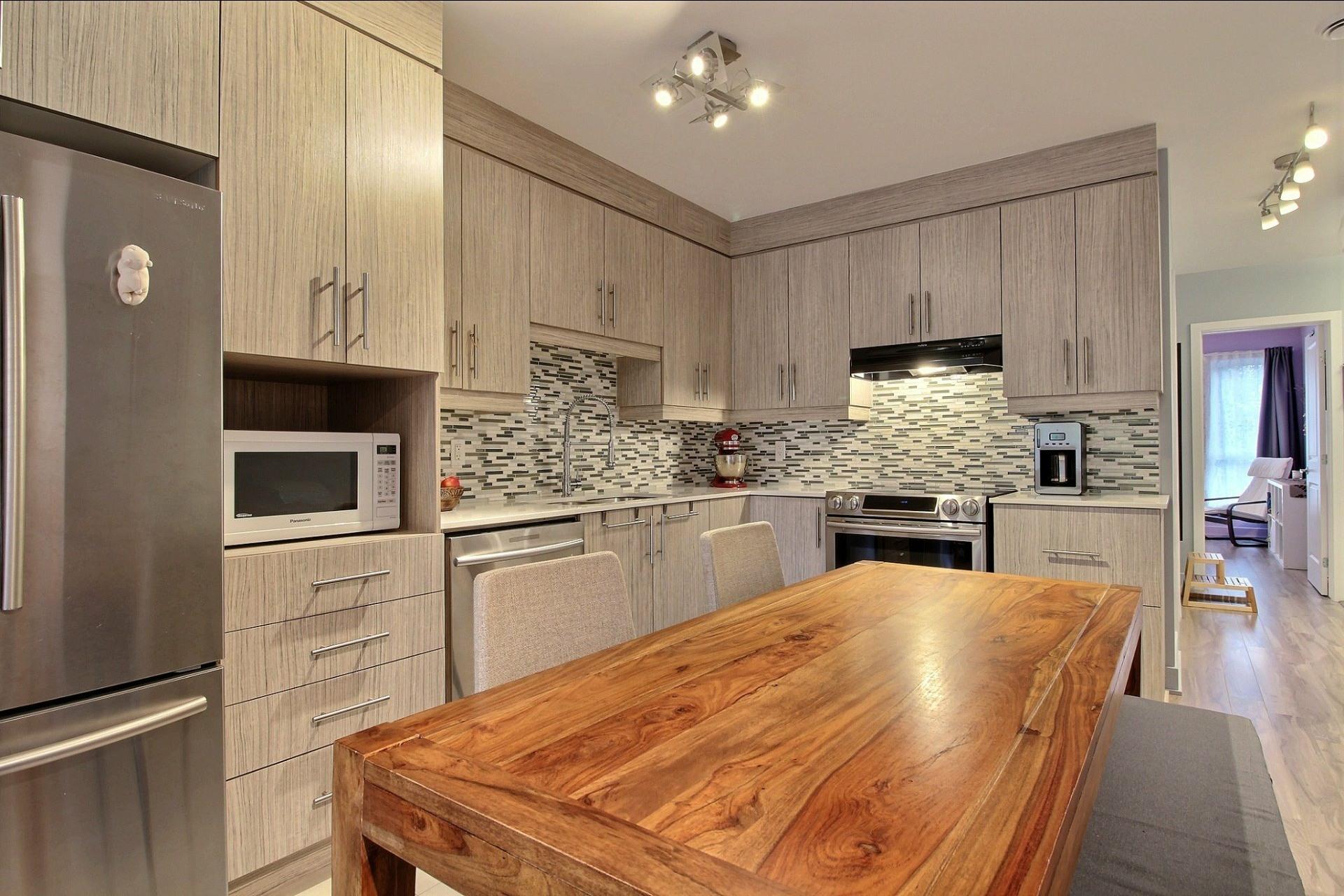 image 4 - Apartment For sale Montréal Le Sud-Ouest  - 8 rooms