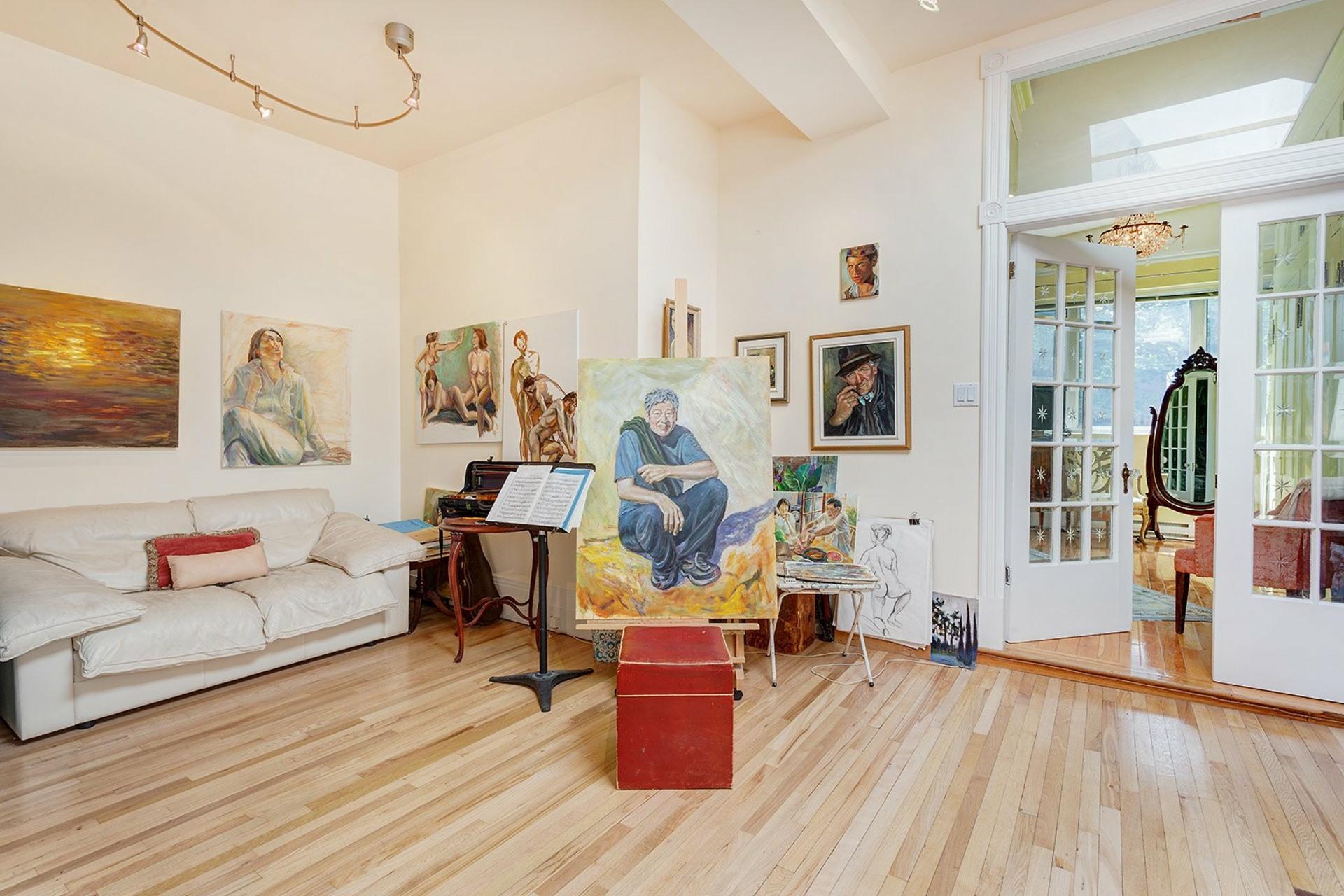 image 15 - Maison À vendre Le Plateau-Mont-Royal Montréal  - 14 pièces