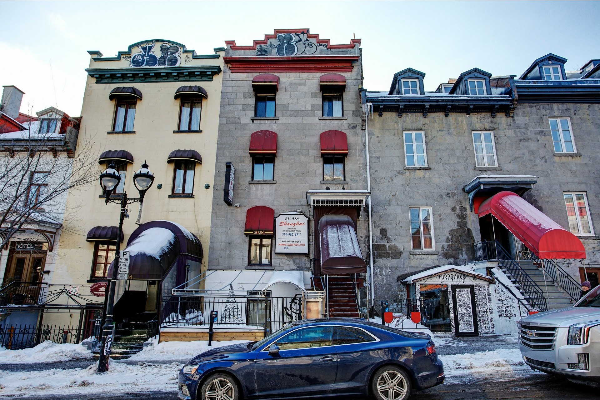 image 0 - Duplex À vendre Montréal Ville-Marie  - 8 pièces