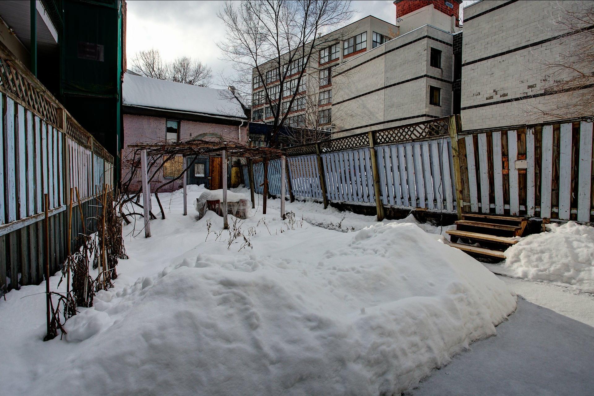 image 13 - Duplex À vendre Montréal Ville-Marie  - 8 pièces