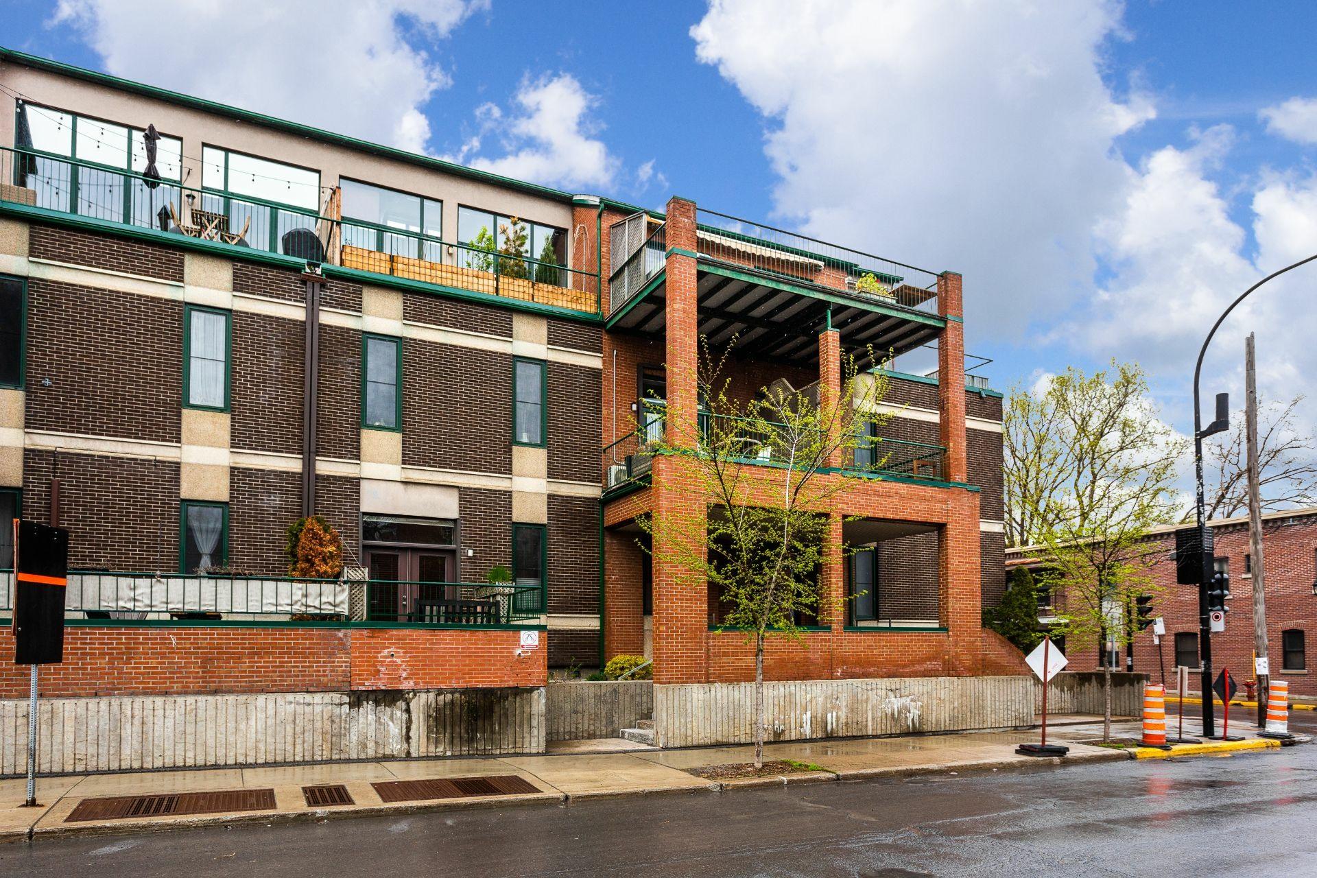 image 25 - Appartement À vendre Montréal Le Sud-Ouest  - 6 pièces