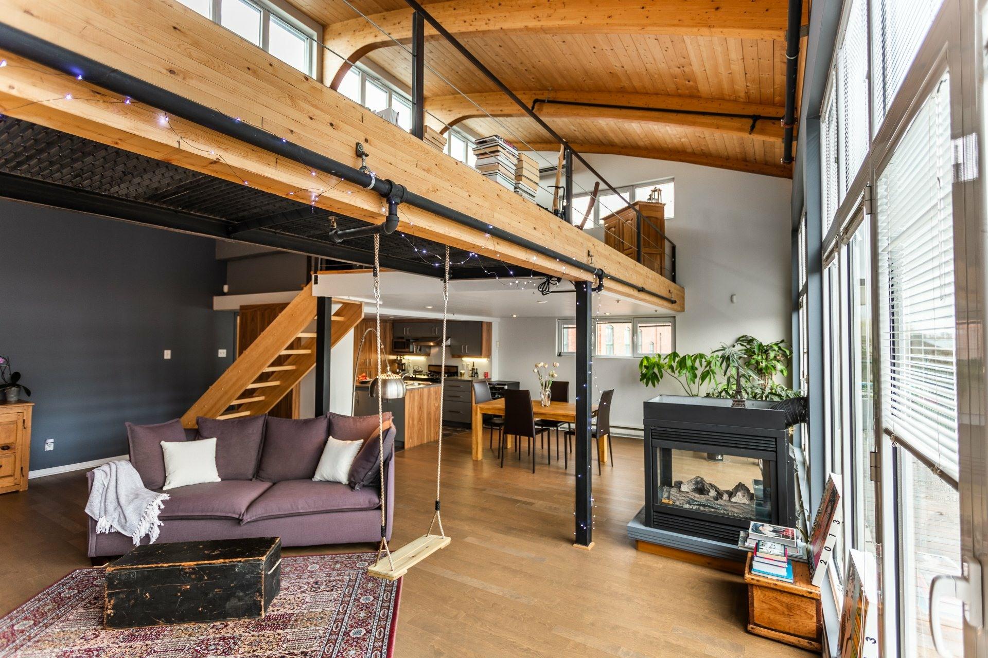 image 1 - Appartement À vendre Montréal Le Sud-Ouest  - 6 pièces