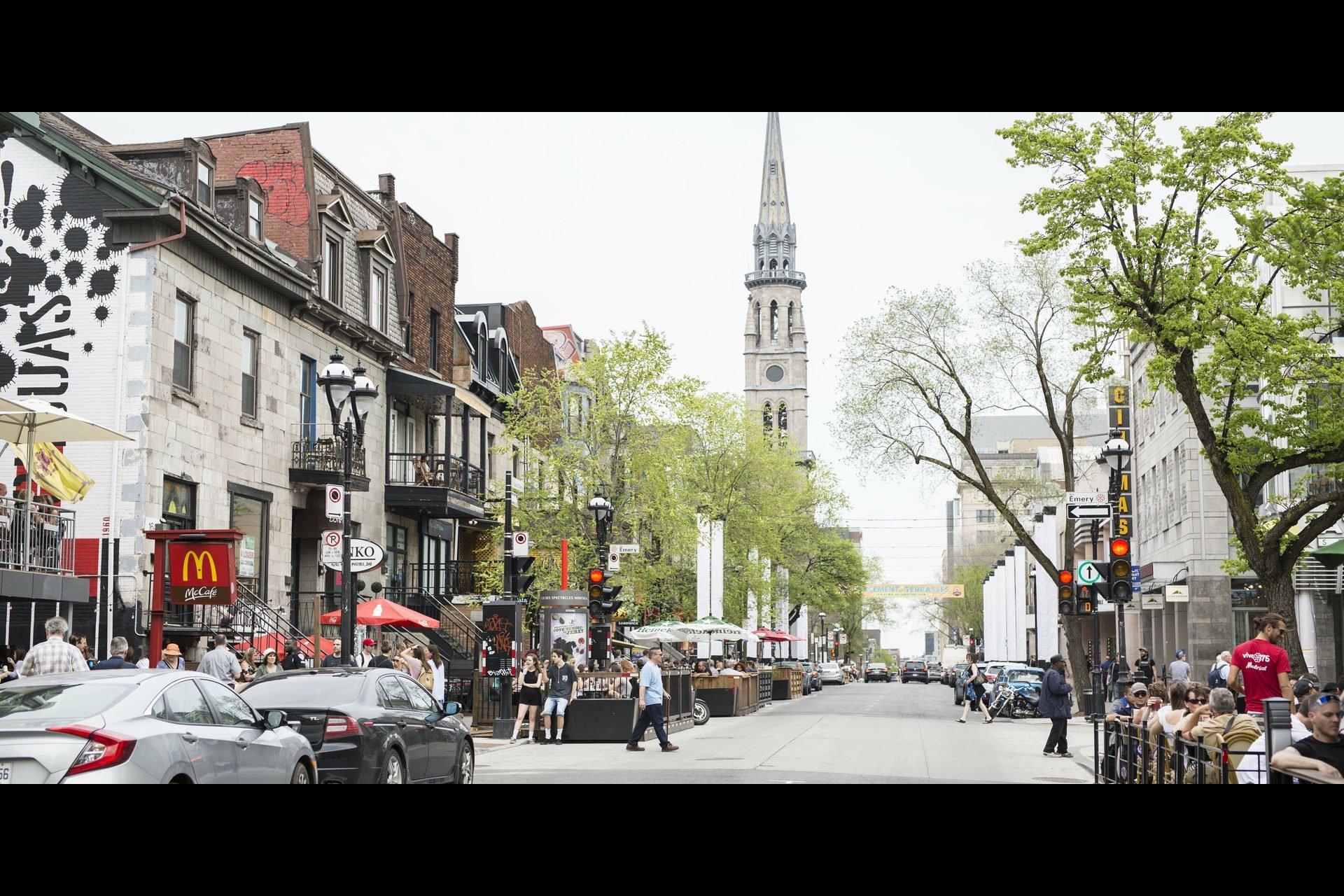 image 17 - Duplex À vendre Montréal Ville-Marie  - 8 pièces