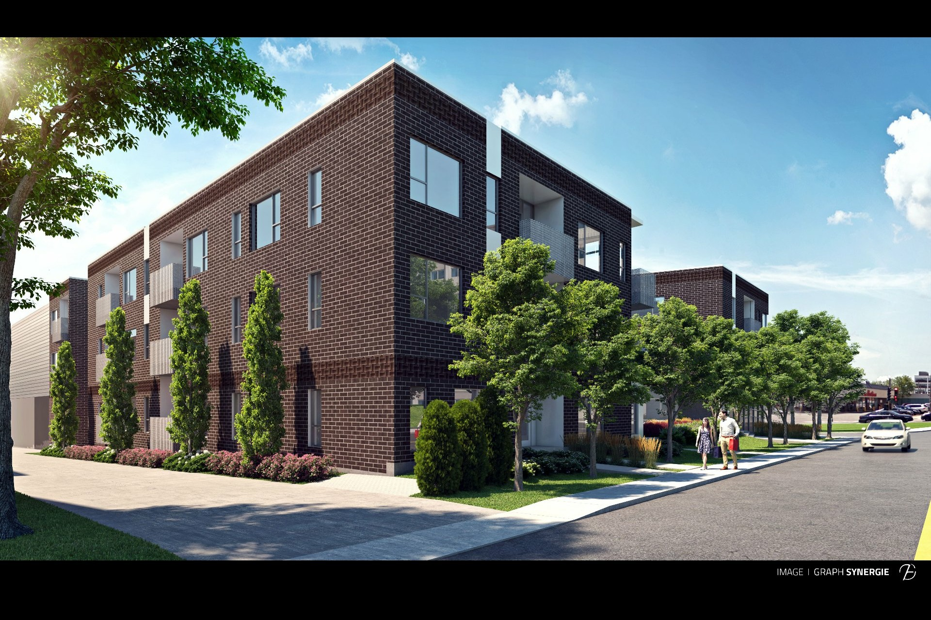 image 8 - Departamento En venta Montréal Rosemont/La Petite-Patrie  - 5 habitaciones