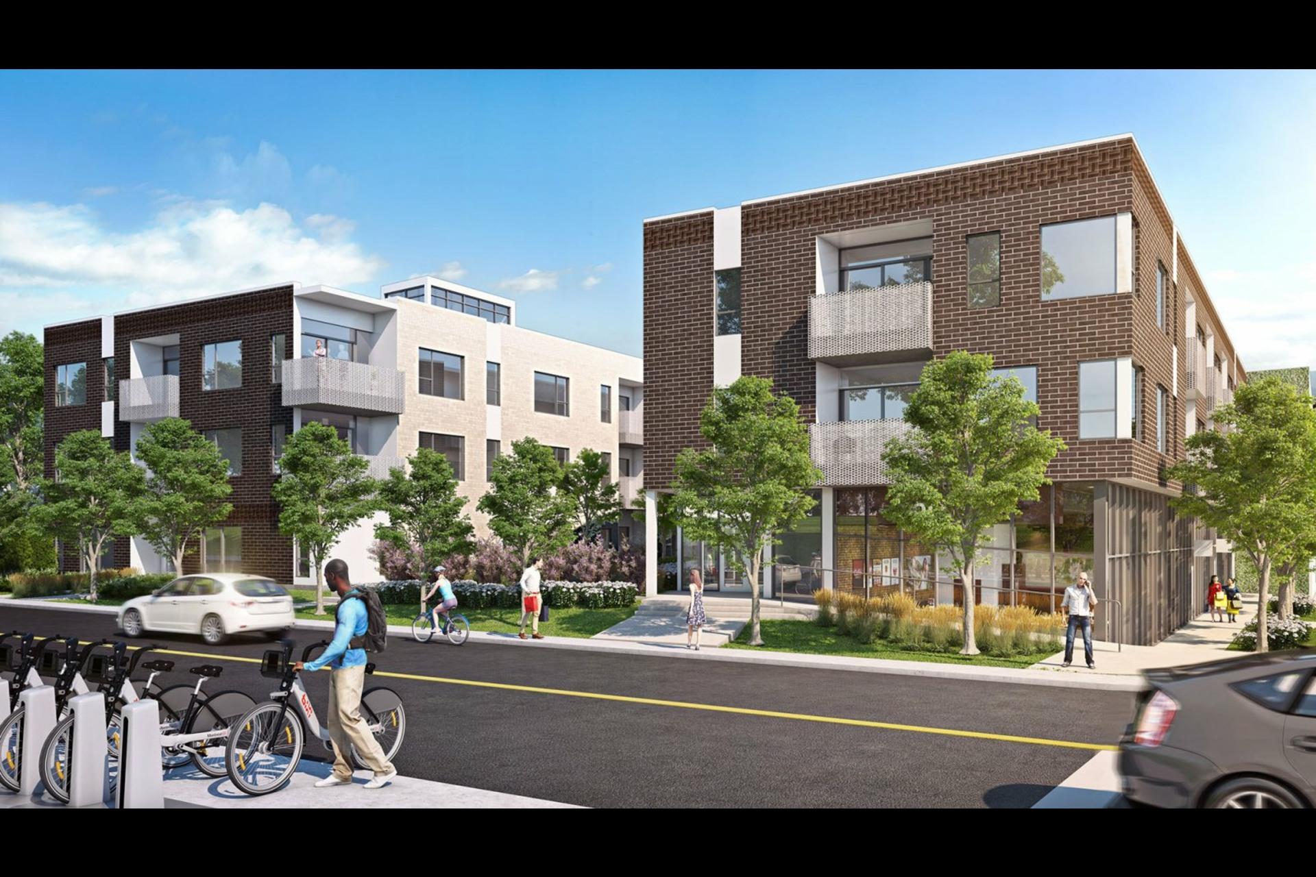 image 0 - Apartment For sale Montréal Rosemont/La Petite-Patrie  - 5 rooms