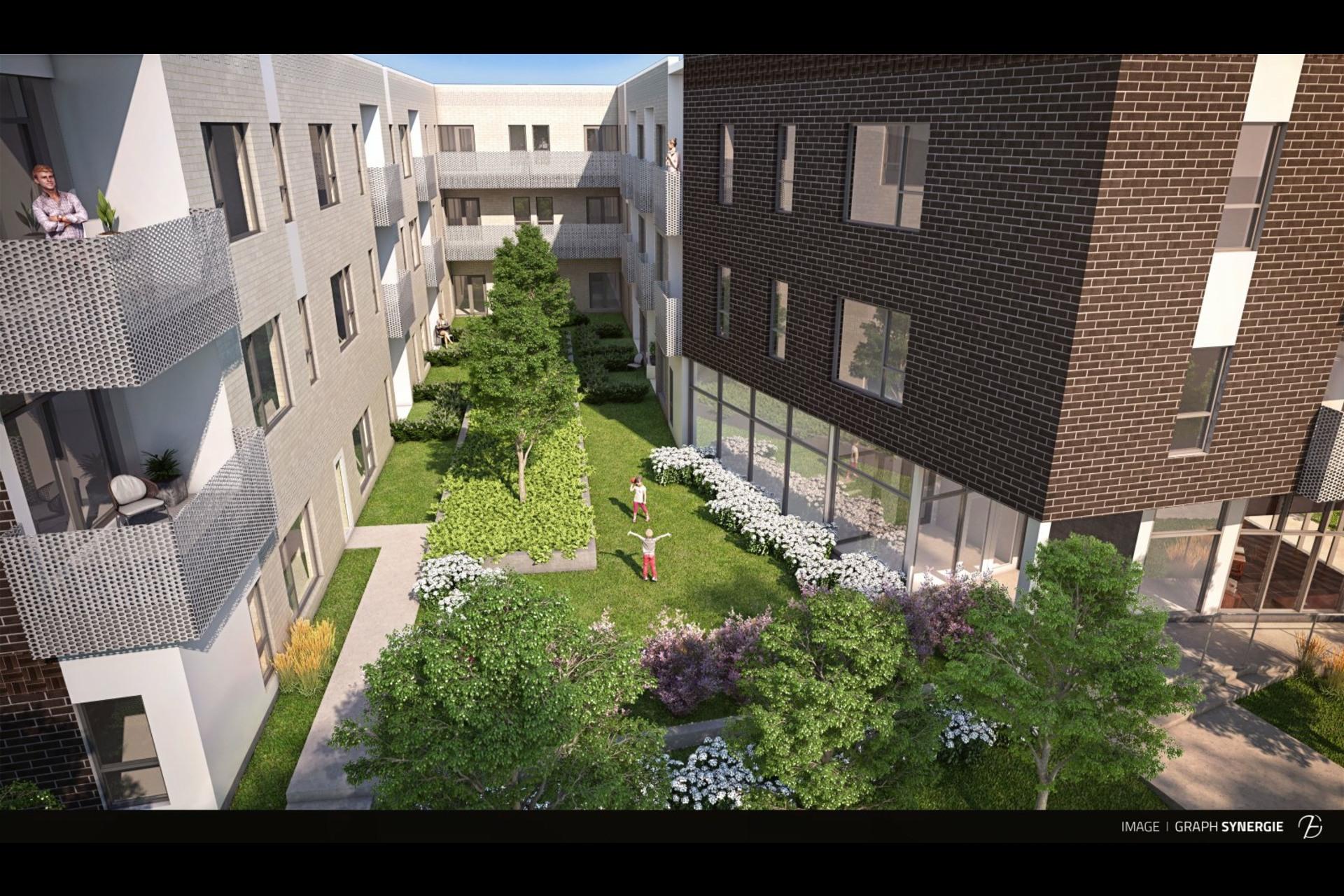 image 1 - Apartment For sale Montréal Rosemont/La Petite-Patrie  - 5 rooms