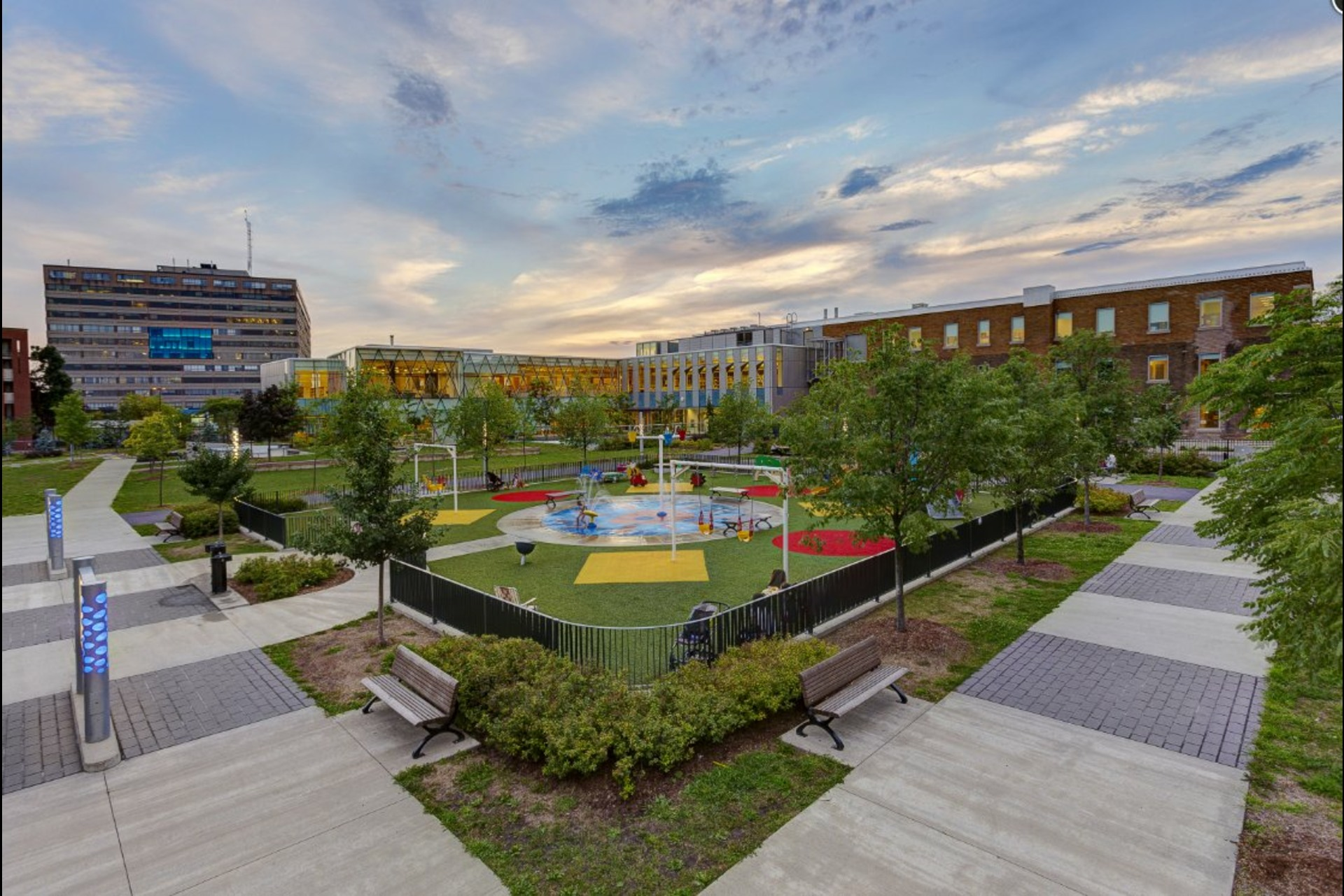 image 5 - Departamento En venta Montréal Rosemont/La Petite-Patrie  - 7 habitaciones