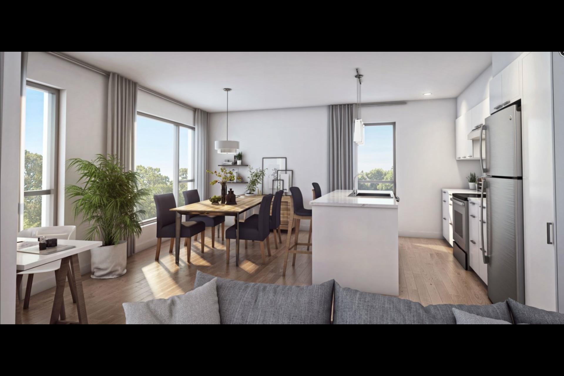 image 3 - Apartment For sale Montréal Rosemont/La Petite-Patrie  - 7 rooms