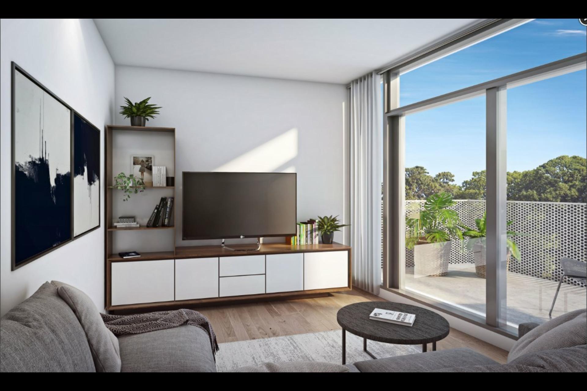 image 2 - Appartement À vendre Montréal Rosemont/La Petite-Patrie  - 4 pièces