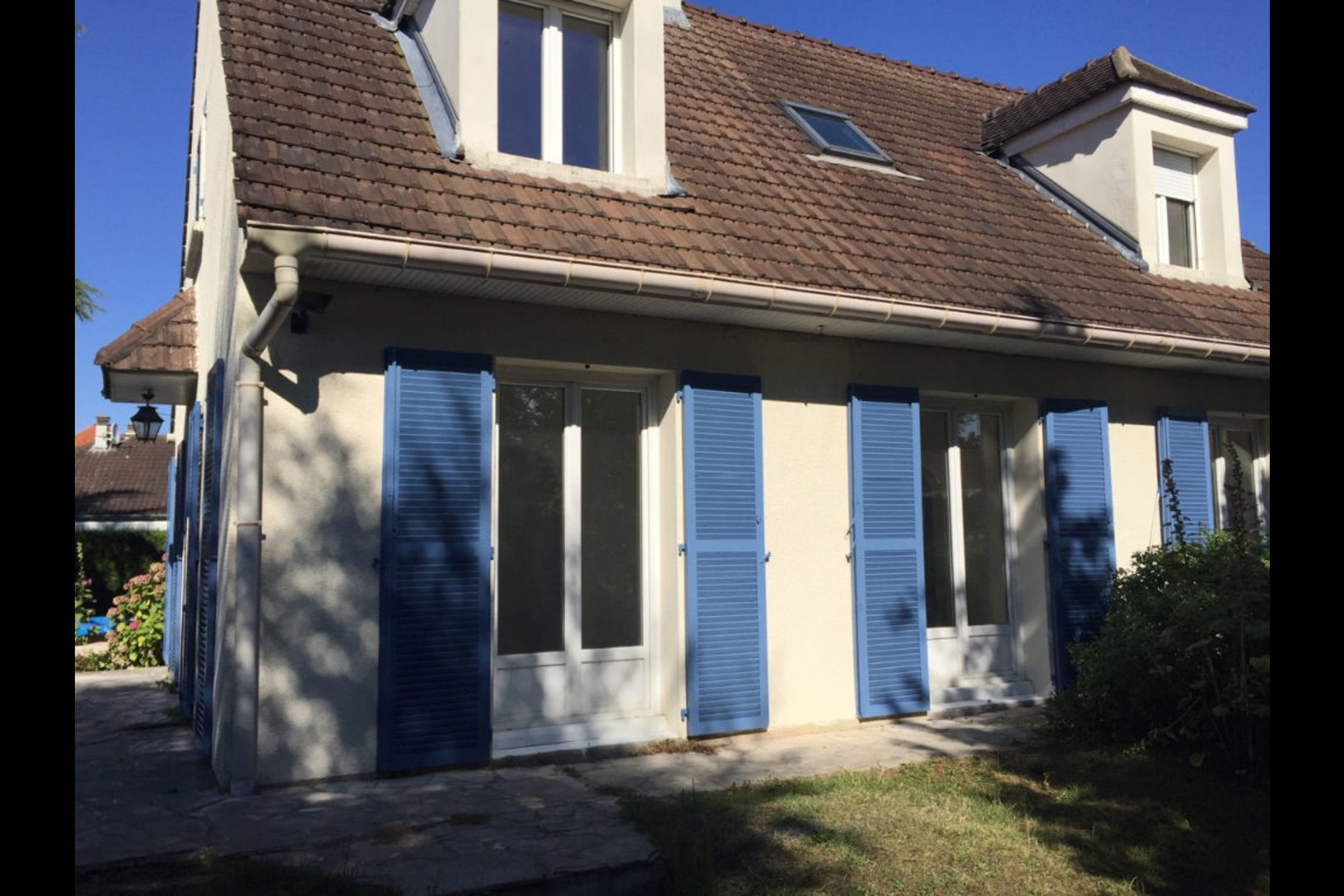 image 1 - Townhouse For sale orgeval - 6 rooms