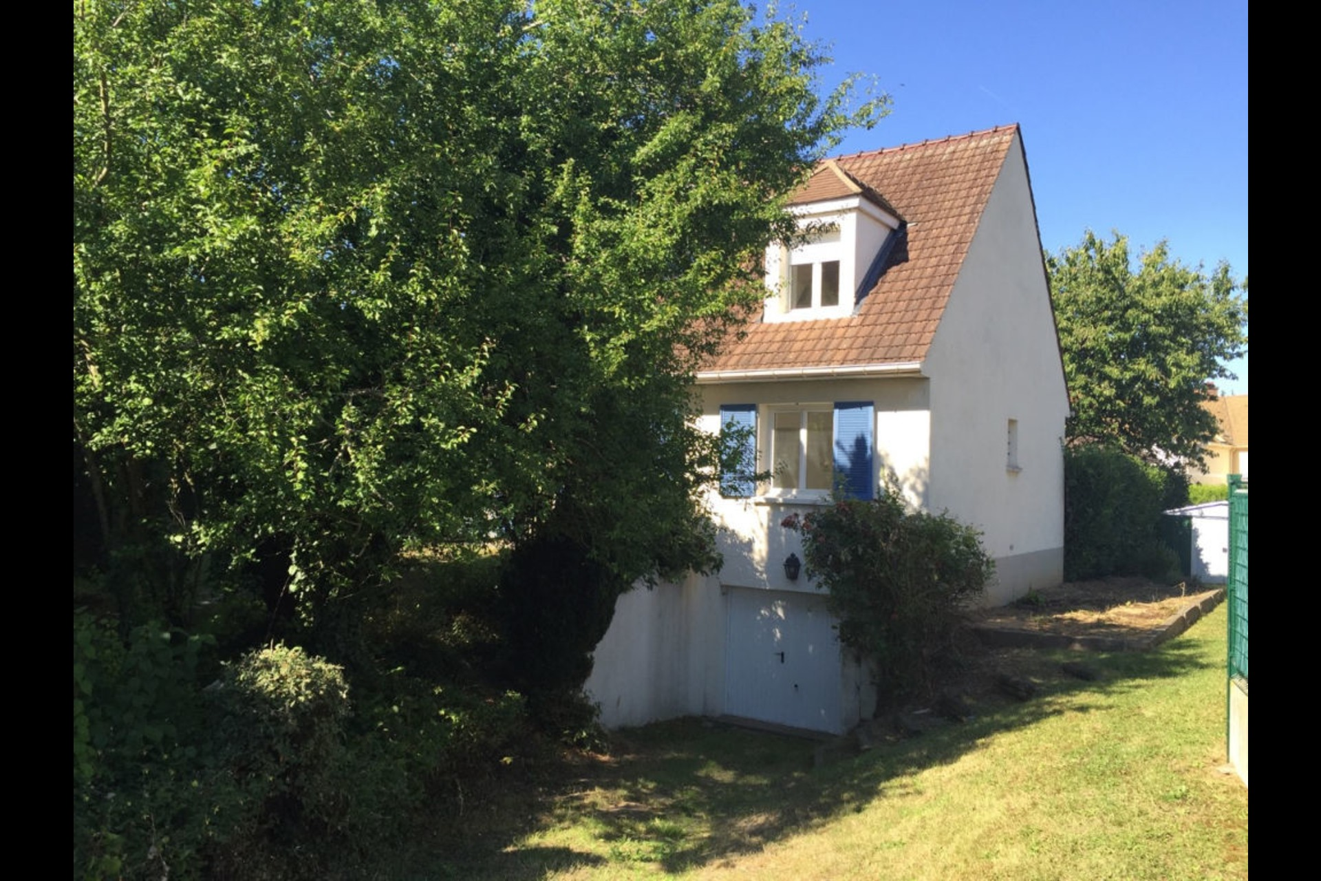 image 2 - Townhouse For sale orgeval - 6 rooms