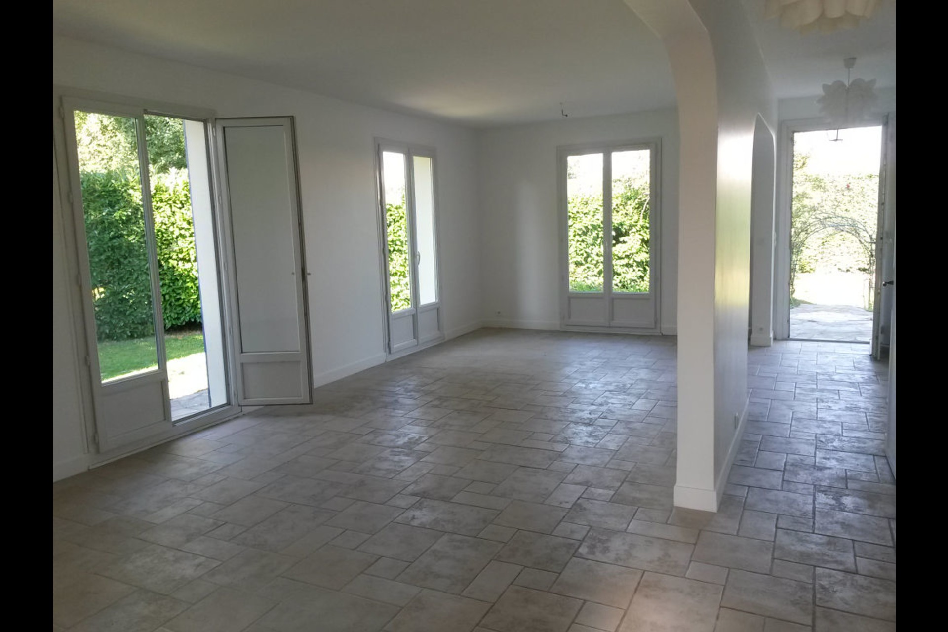 image 4 - Townhouse For sale orgeval - 6 rooms