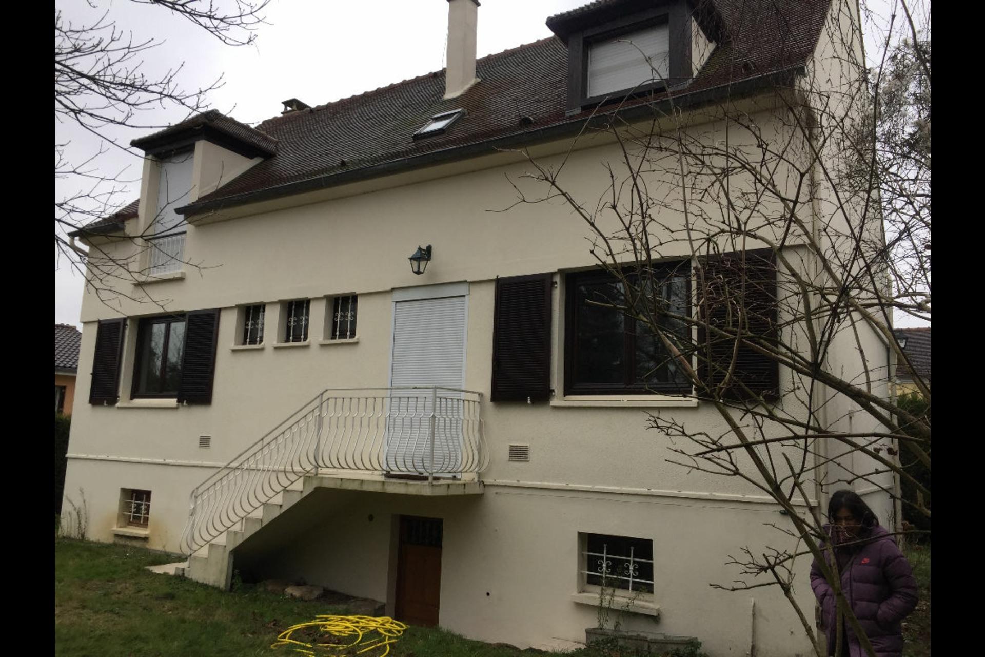 image 0 - Townhouse For rent saint nom la breteche - 5 rooms