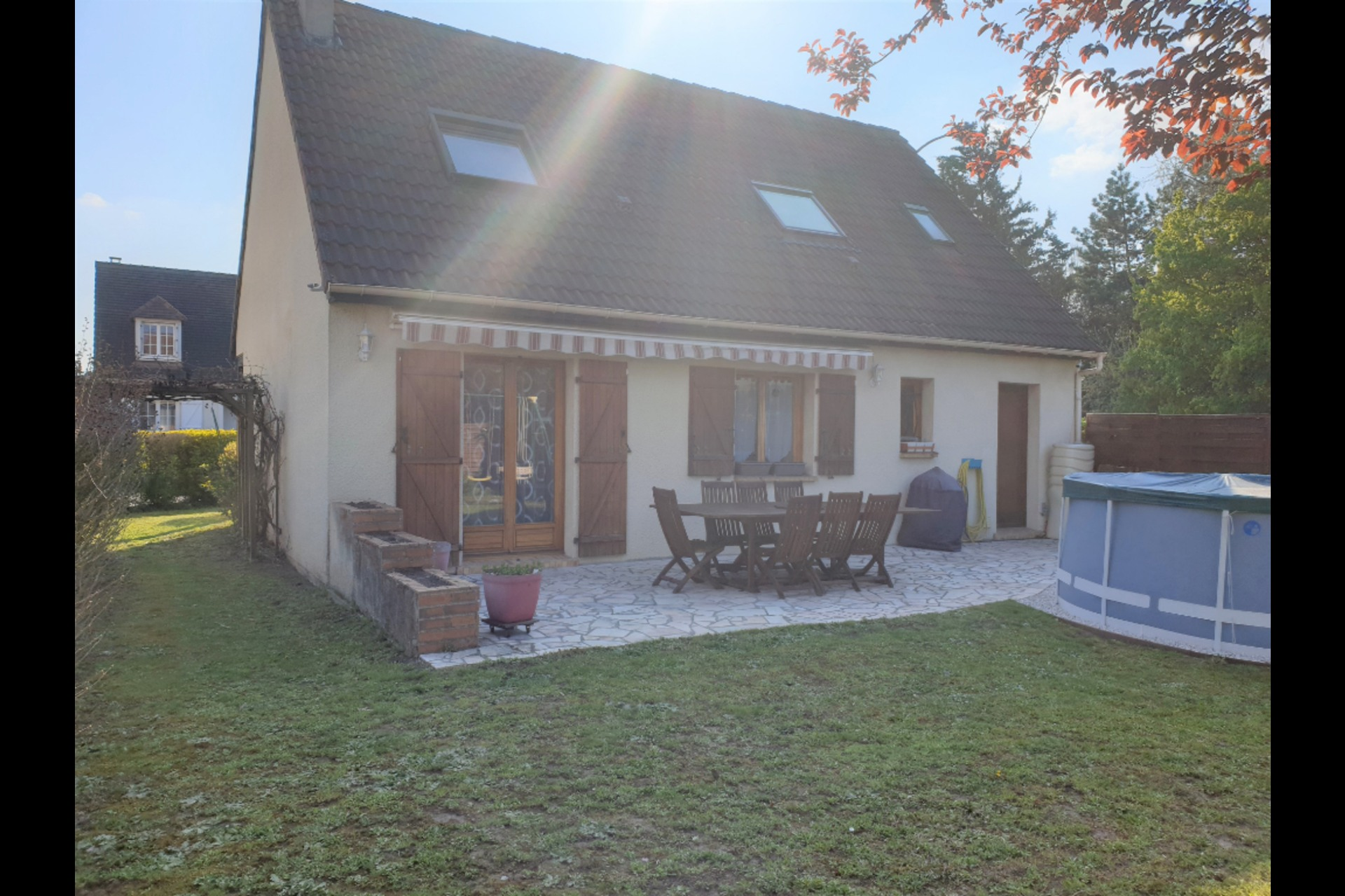 image 1 - House For sale poissy - 5 rooms