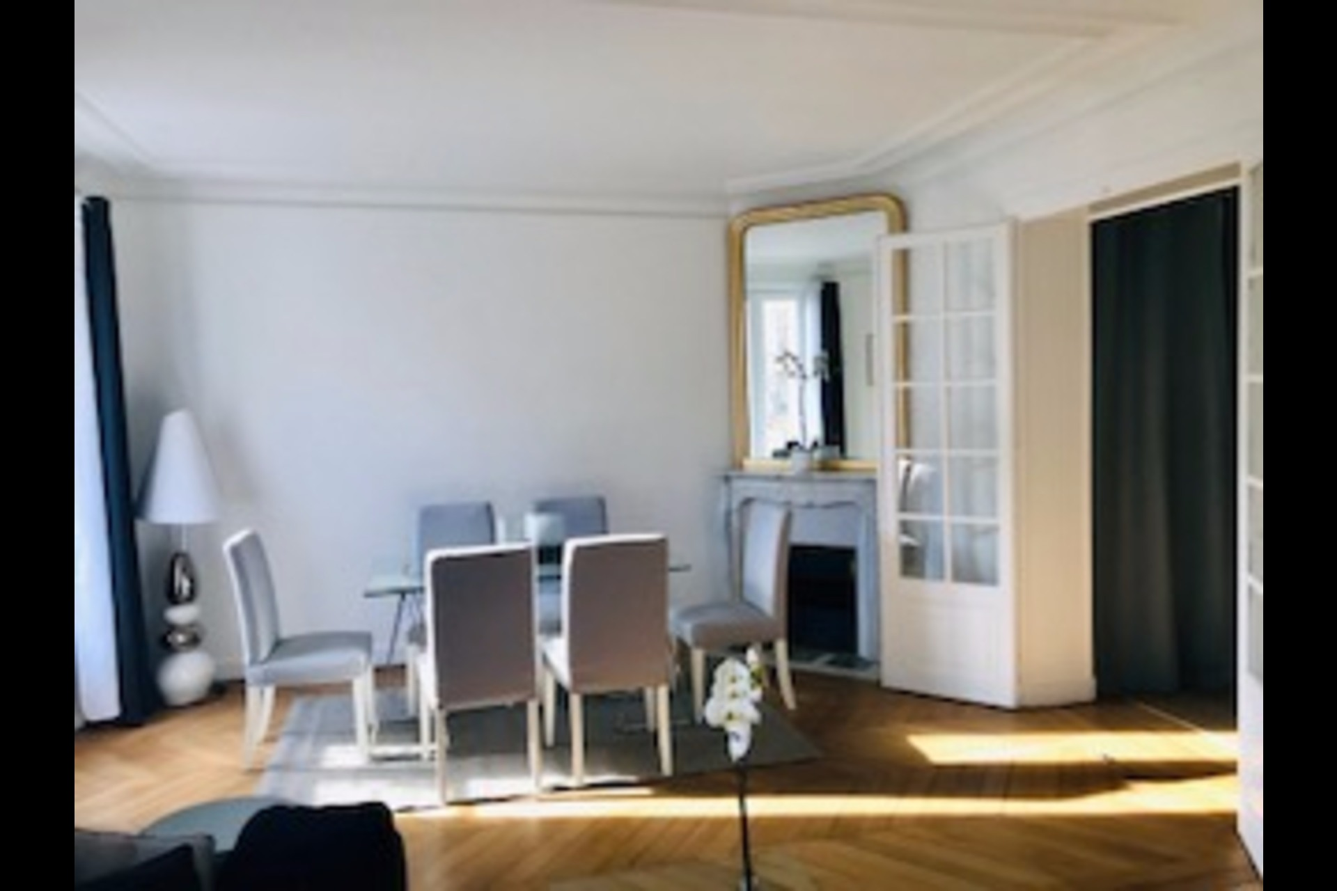 image 2 - Apartment For rent paris - 3 rooms