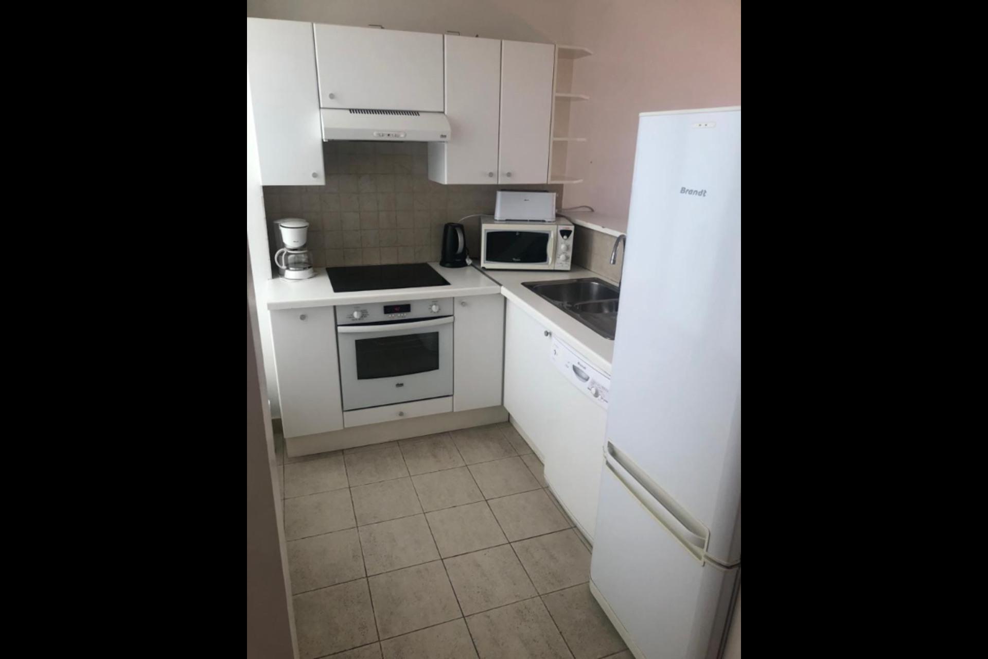 image 2 - Apartment For rent paris - 2 rooms
