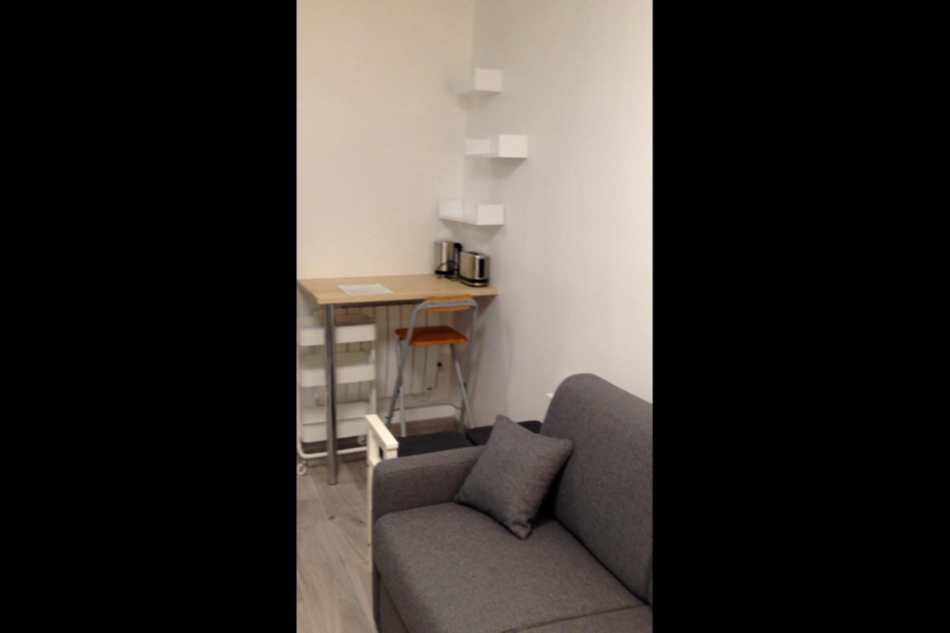 image 1 - Apartment For rent paris - 1 room