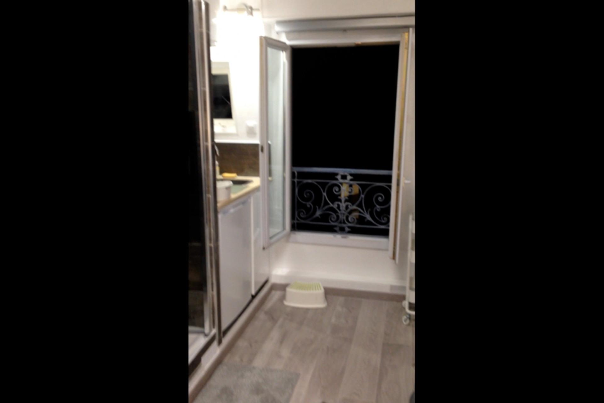 image 2 - Apartment For rent paris - 1 room