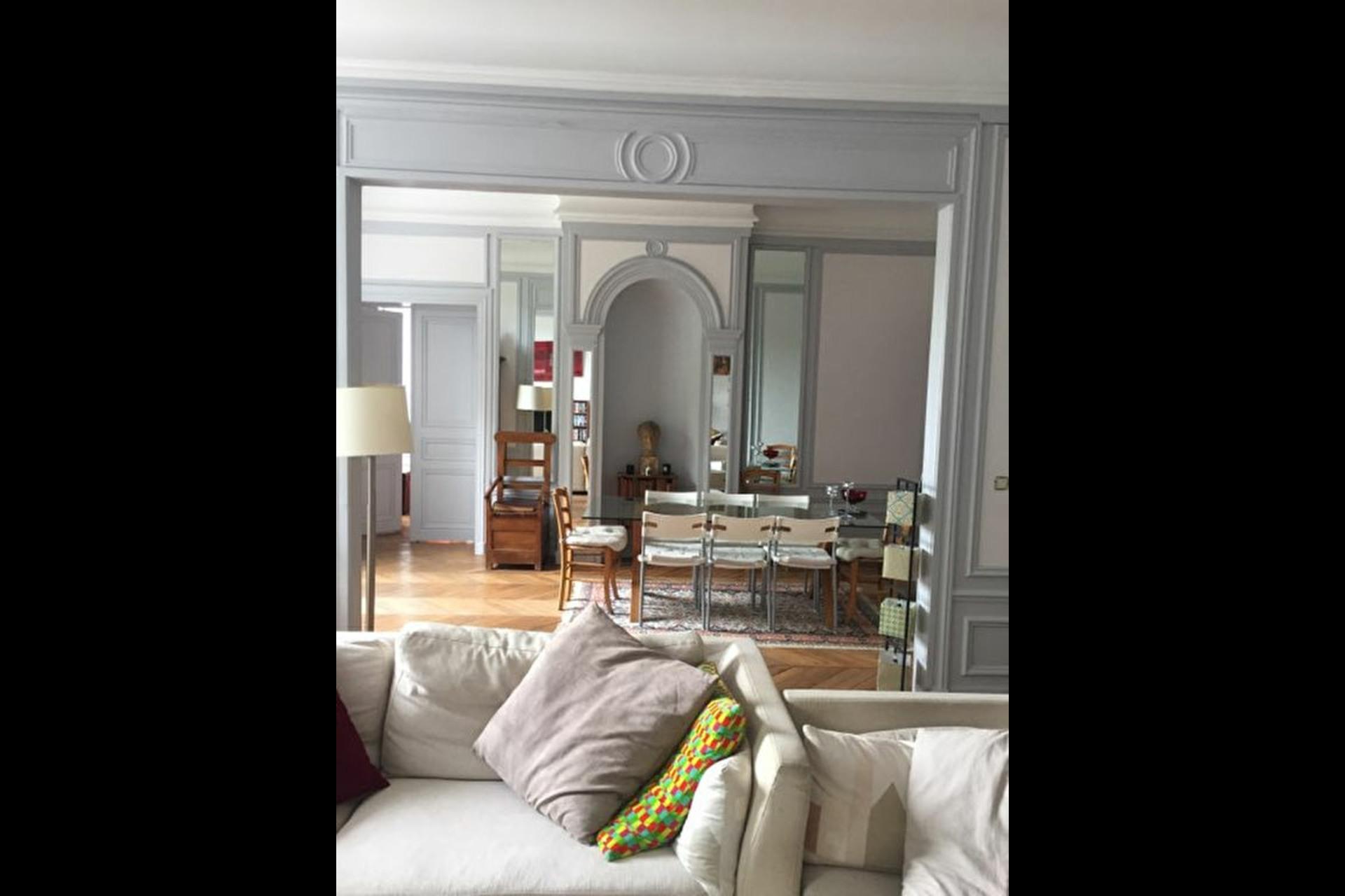 image 0 - Appartement À louer saint germain en laye - 6 pièces