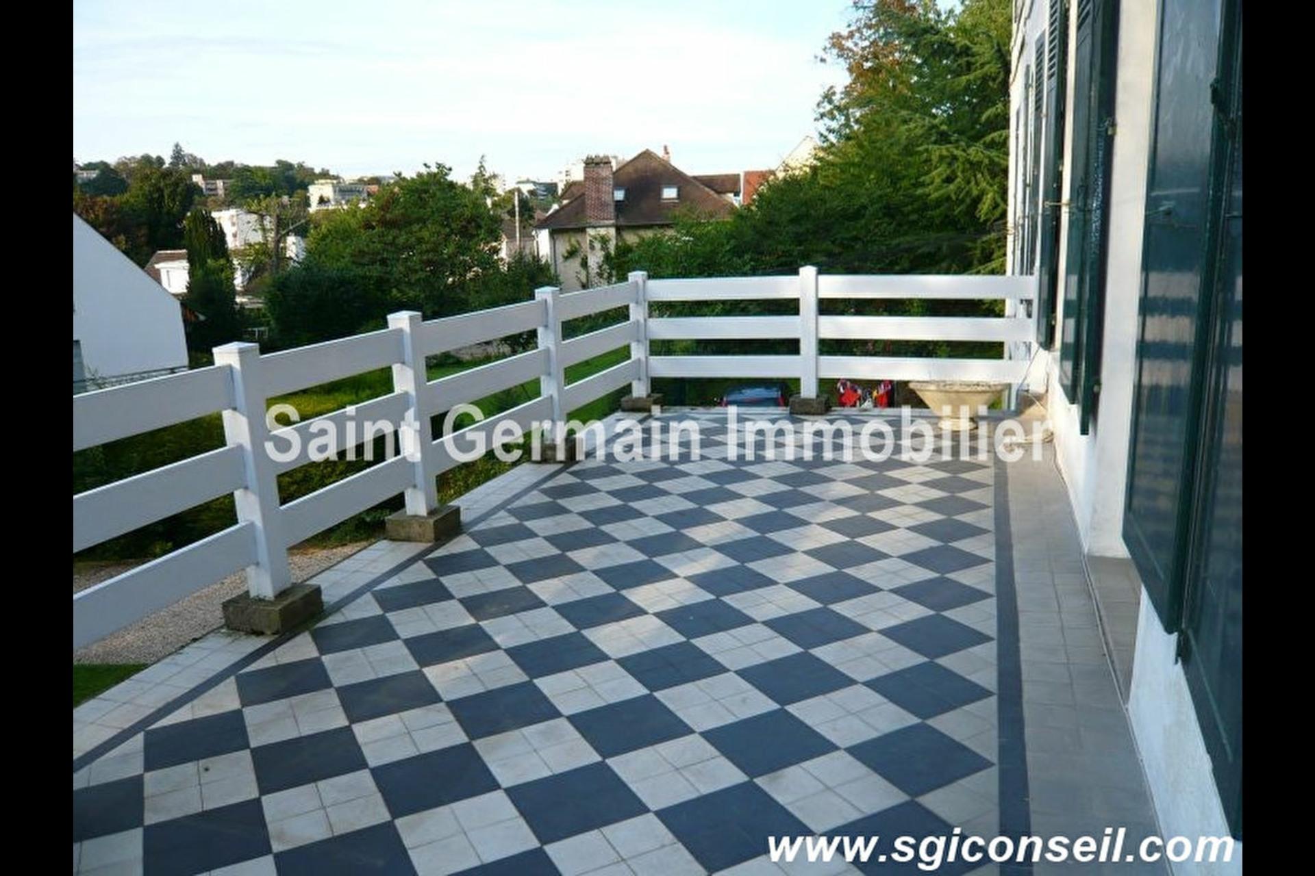image 4 - Appartement À louer saint germain en laye - 6 pièces