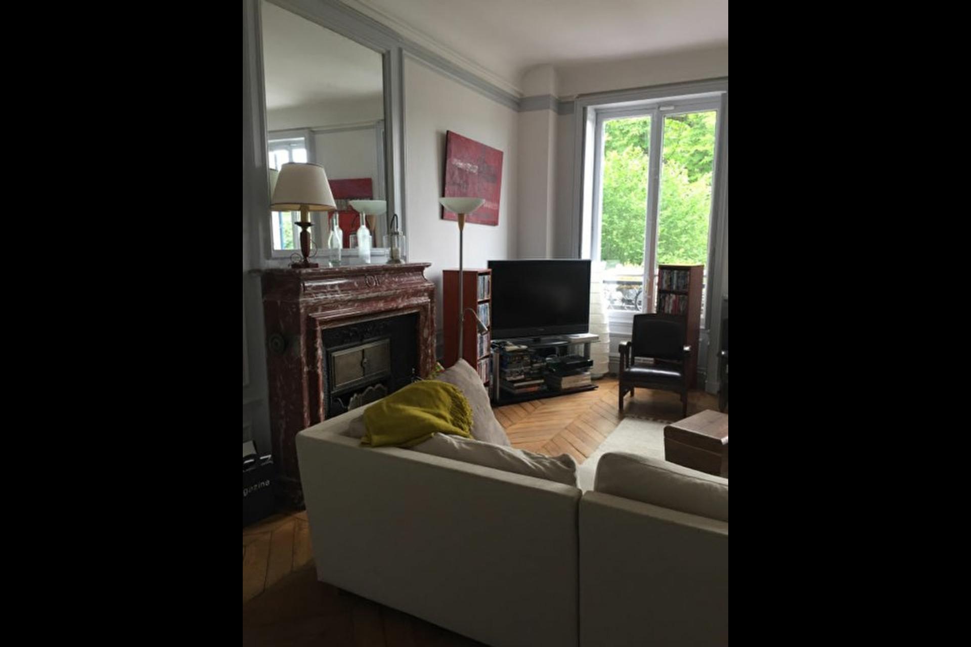 image 5 - Appartement À louer saint germain en laye - 6 pièces