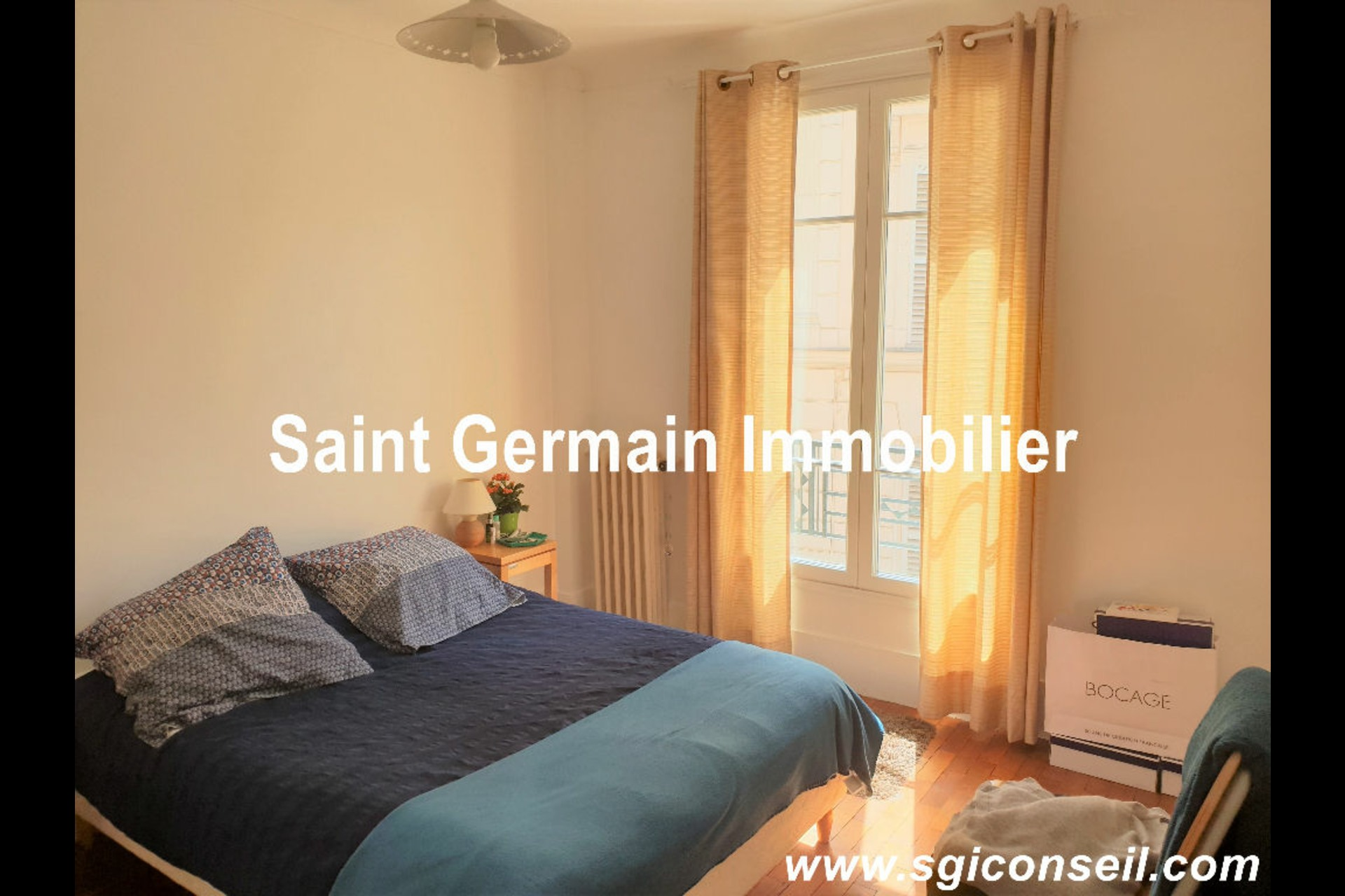 image 3 - Apartment For rent saint germain en laye - 2 rooms