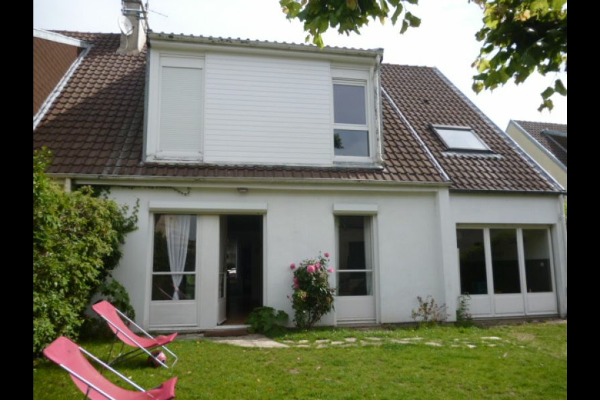image 0 - House For rent saint nom la breteche - 6 rooms
