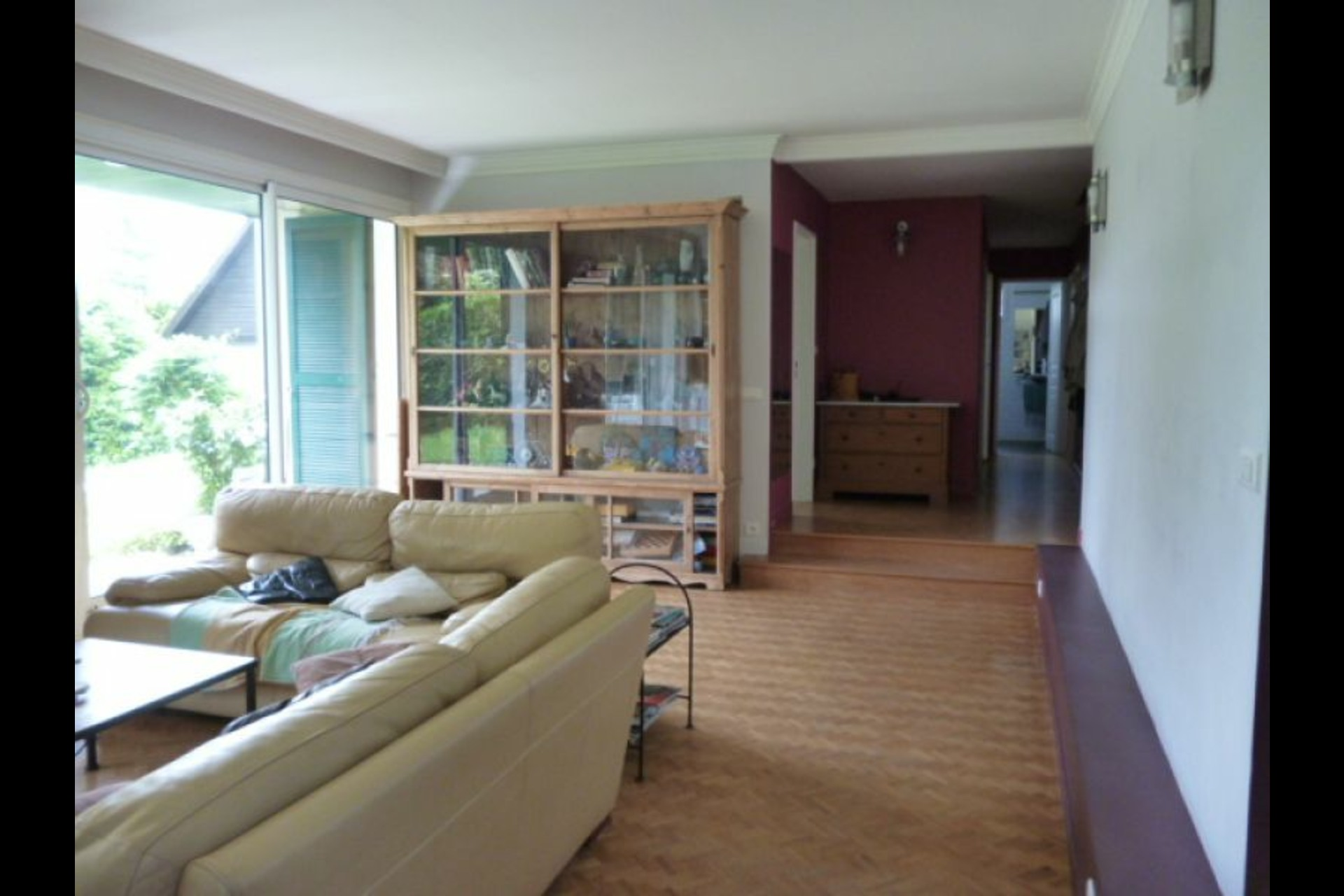 image 2 - House For rent chavenay - 8 rooms