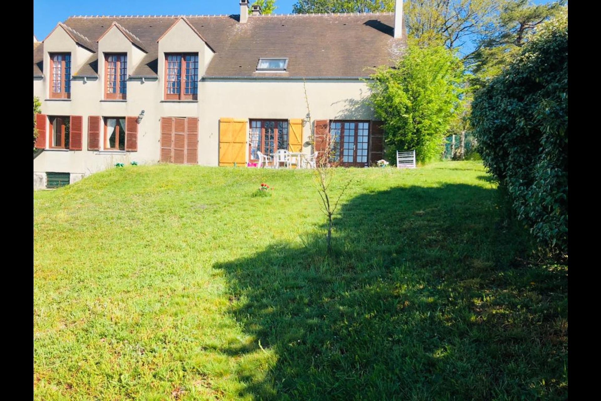 image 0 - House For sale feucherolles - 8 rooms