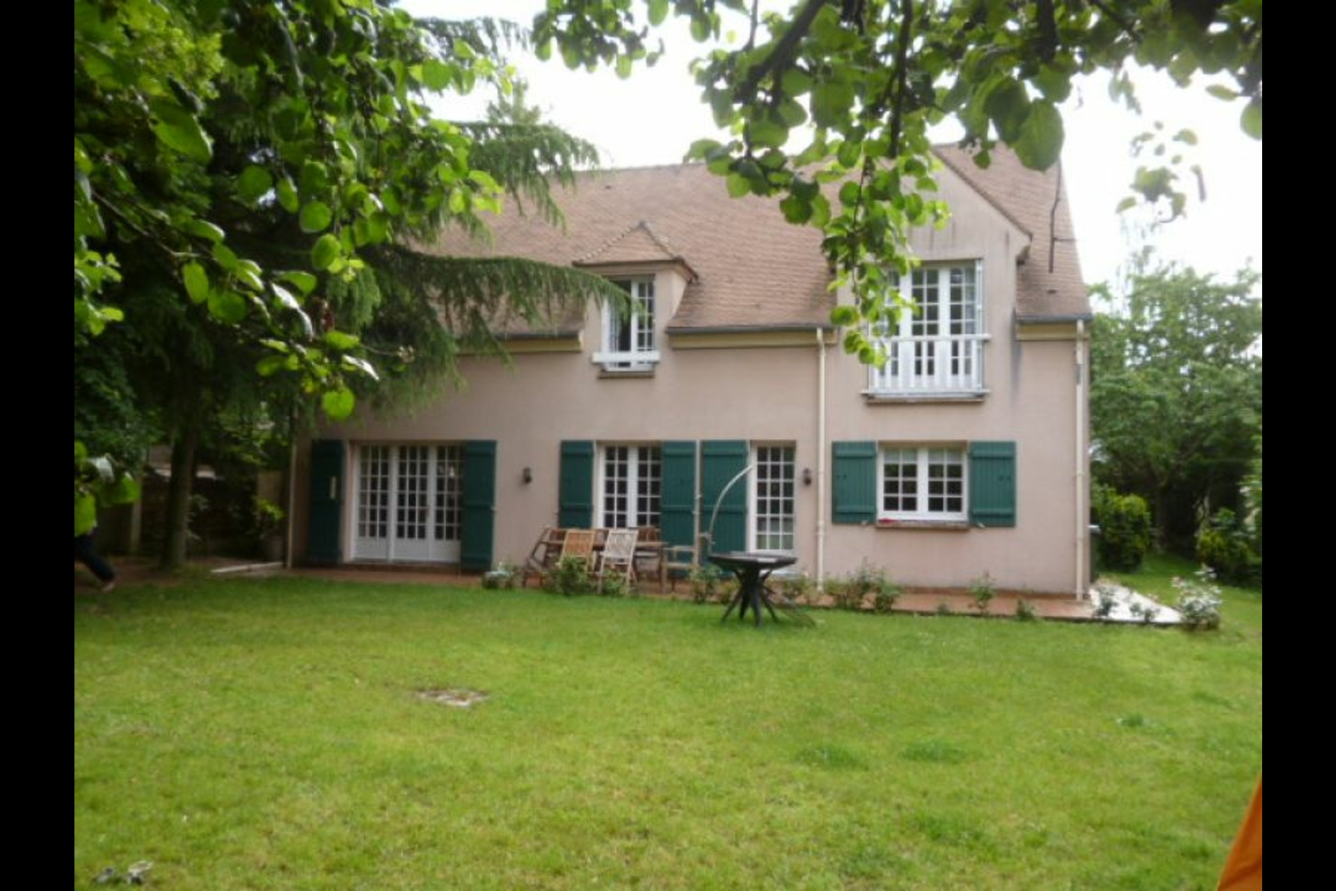 image 0 - House For rent feucherolles - 6 rooms