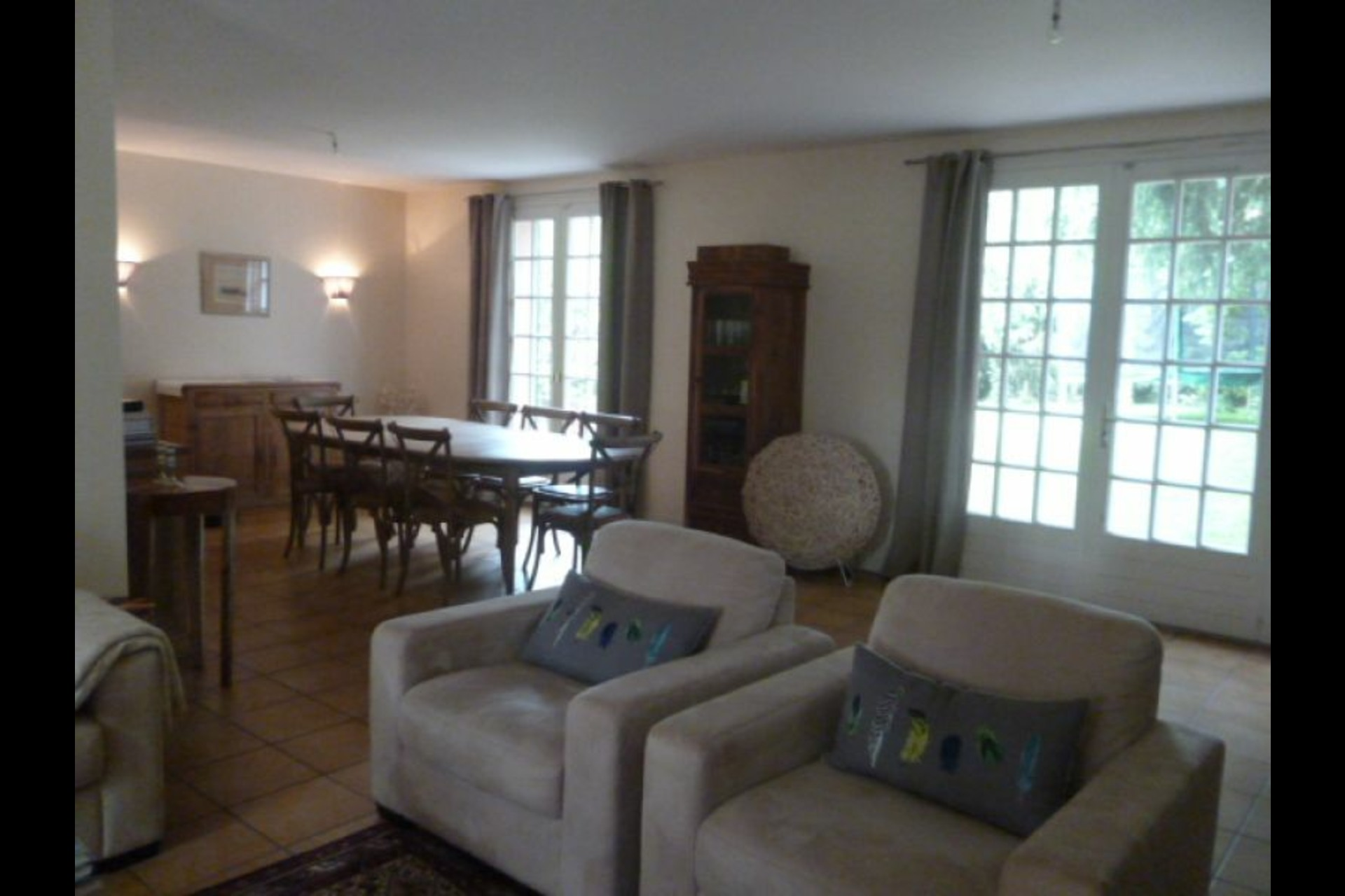 image 1 - House For rent feucherolles - 6 rooms