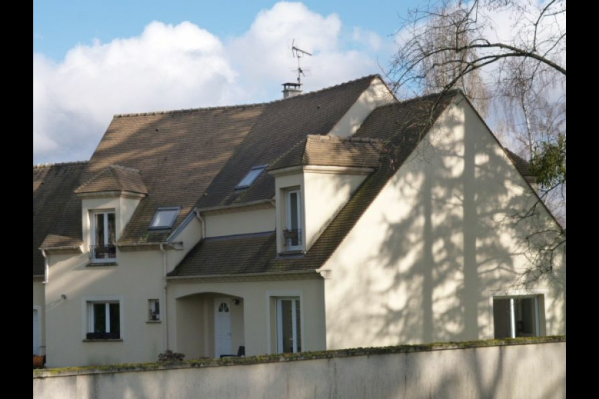 image 0 - House For rent feucherolles - 9 rooms