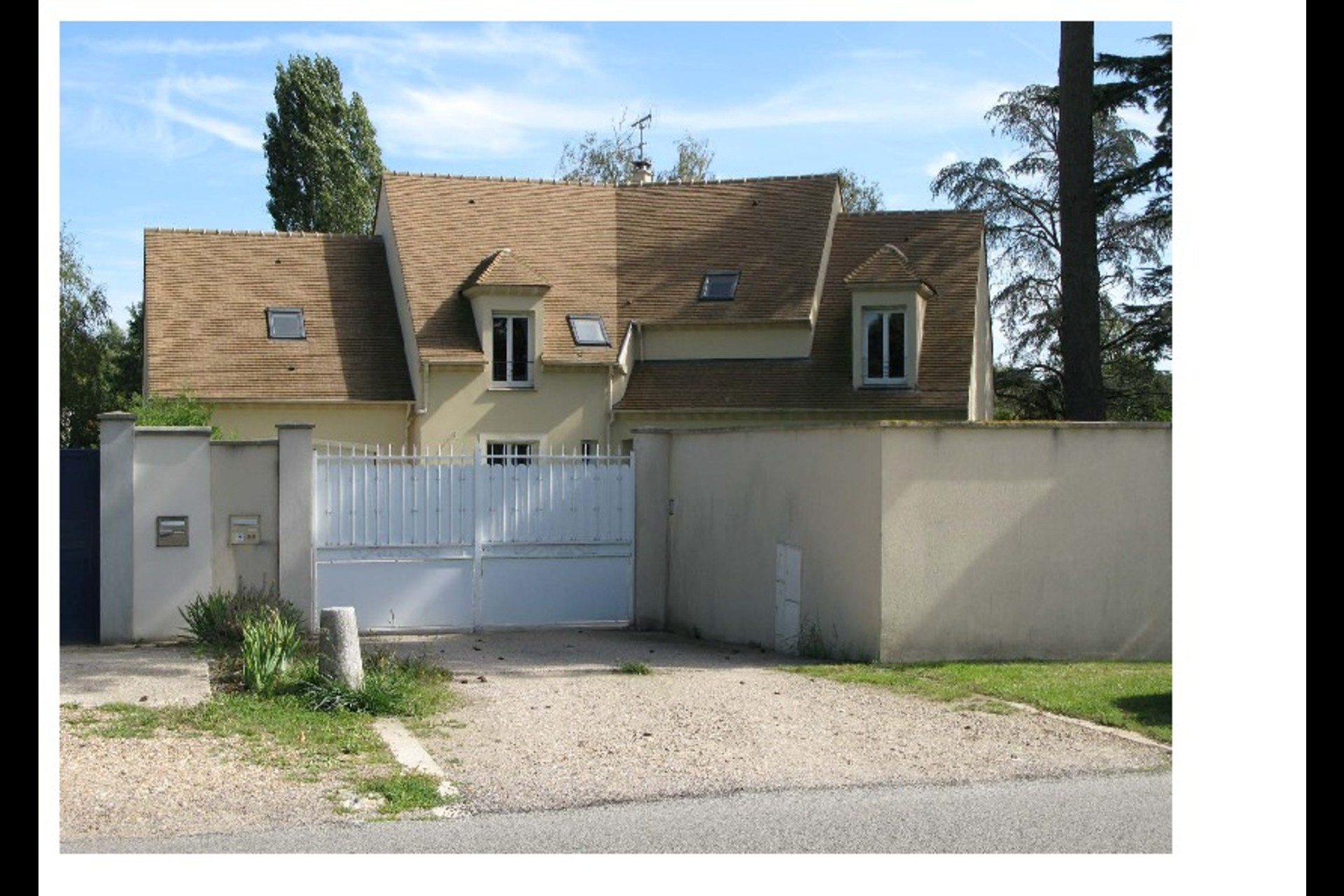 image 4 - House For rent feucherolles - 9 rooms