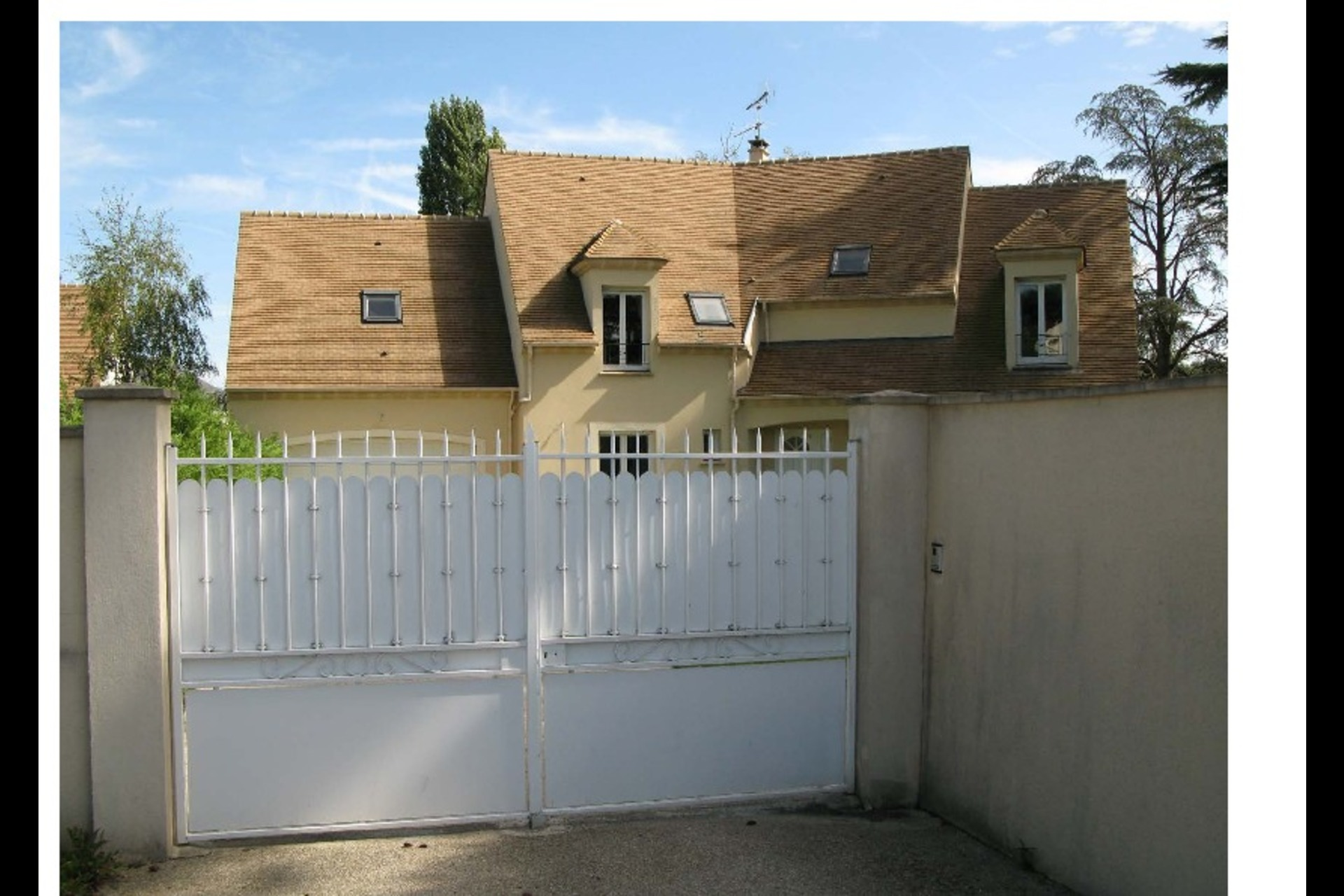 image 5 - House For rent feucherolles - 9 rooms