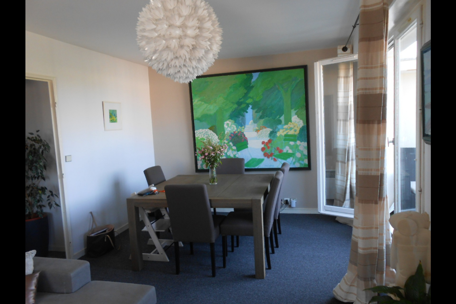 image 0 - Appartement À louer saint nom la breteche - 5 pièces