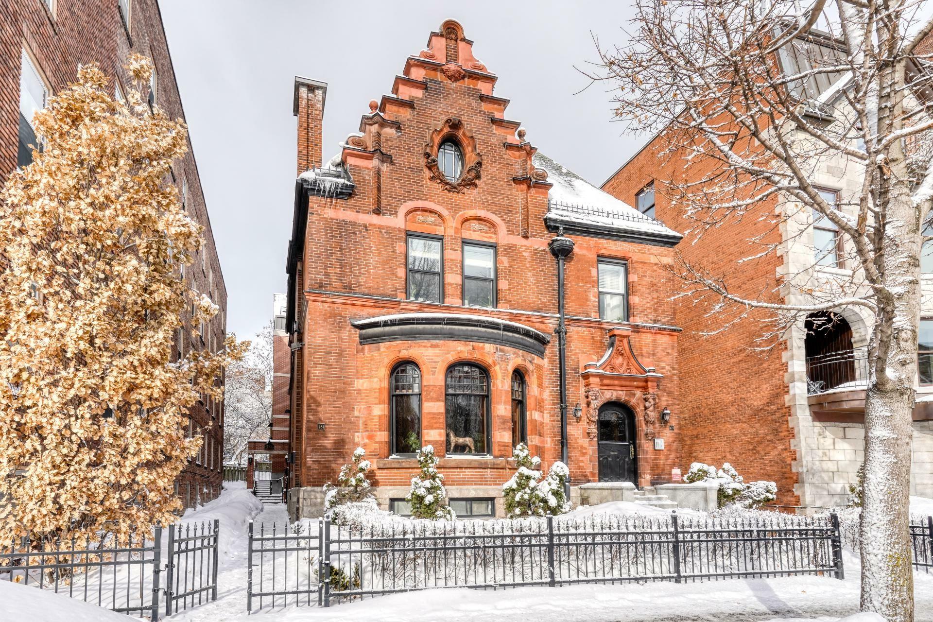 image 1 - Appartement À vendre Le Plateau-Mont-Royal Montréal  - 3 pièces