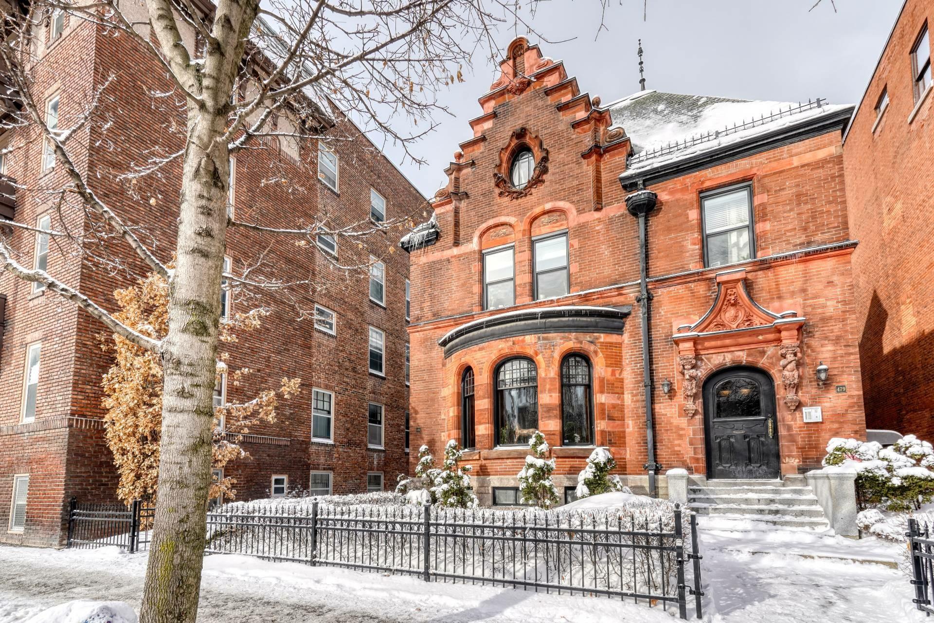image 2 - Appartement À vendre Le Plateau-Mont-Royal Montréal  - 3 pièces