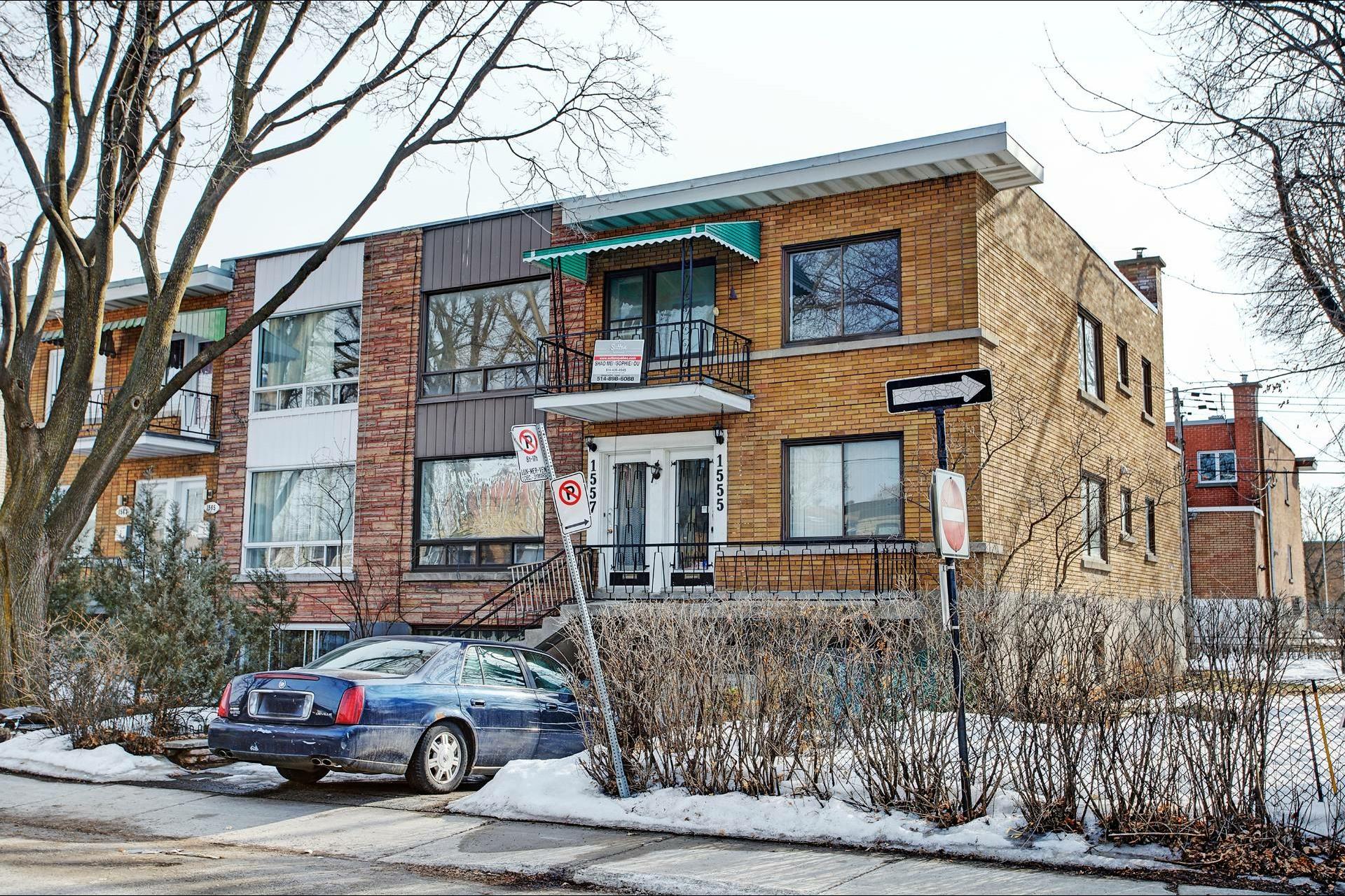 image 3 - Duplex À vendre Saint-Laurent Montréal  - 7 pièces