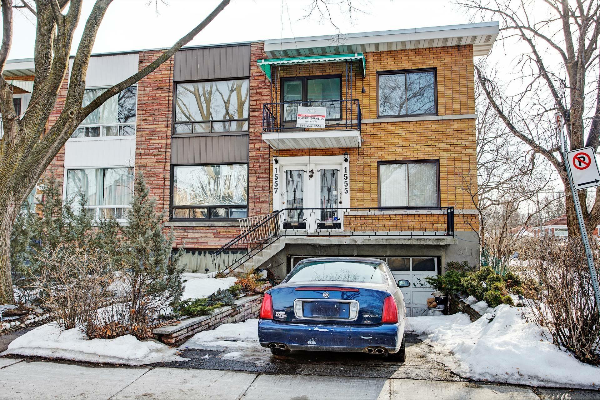 image 0 - Duplex À vendre Saint-Laurent Montréal  - 7 pièces