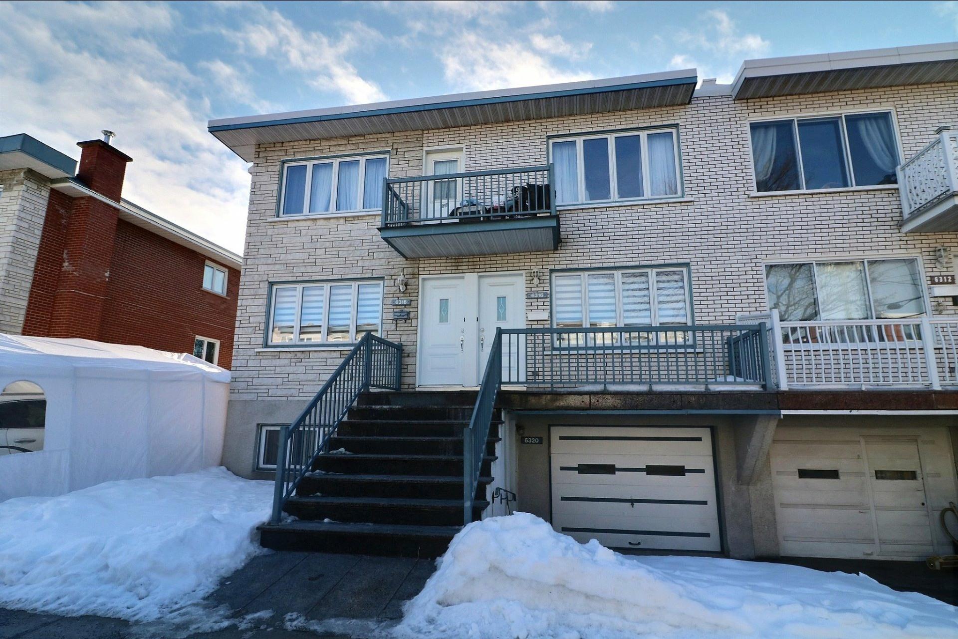 image 0 - Duplex À vendre Montréal-Nord Montréal  - 5 pièces